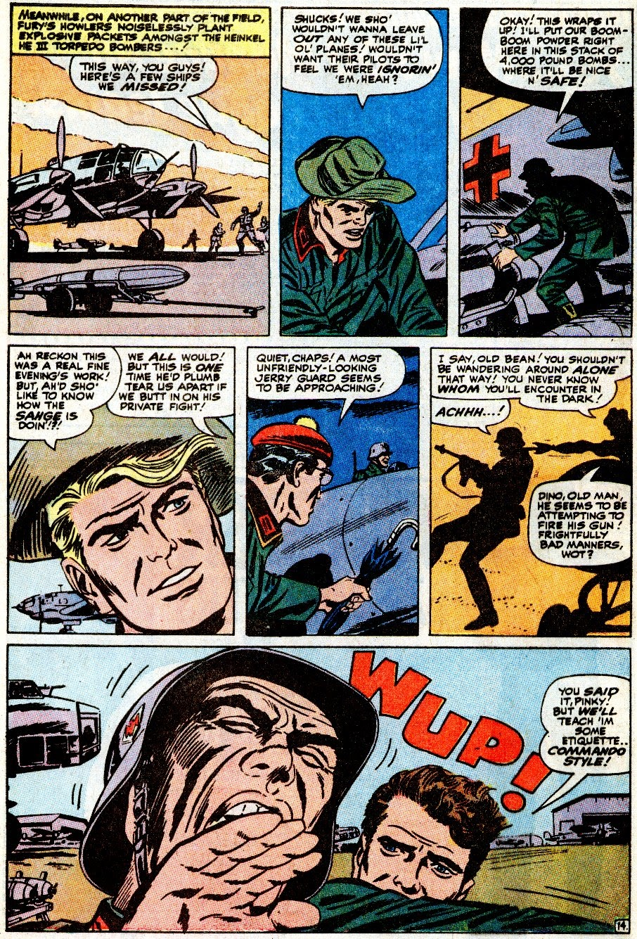Sgt. Fury issue _Special_6 - Page 54
