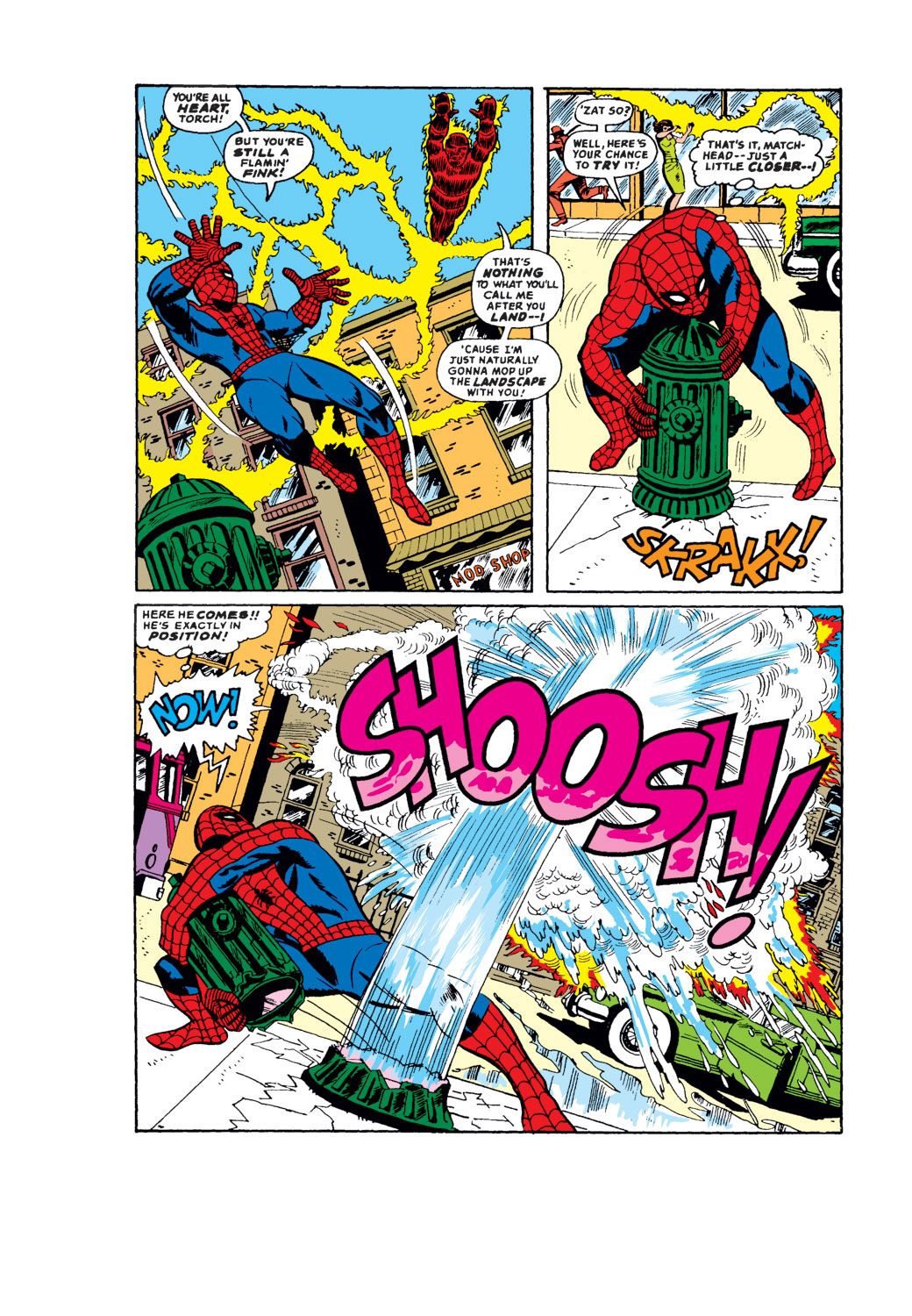The Amazing Spider-Man (1963) _Annual_4 Page 5