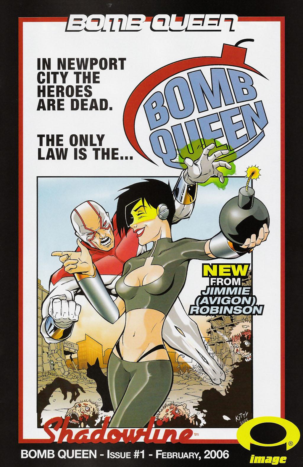 Read online ShadowHawk (2005) comic -  Issue #7 - 27