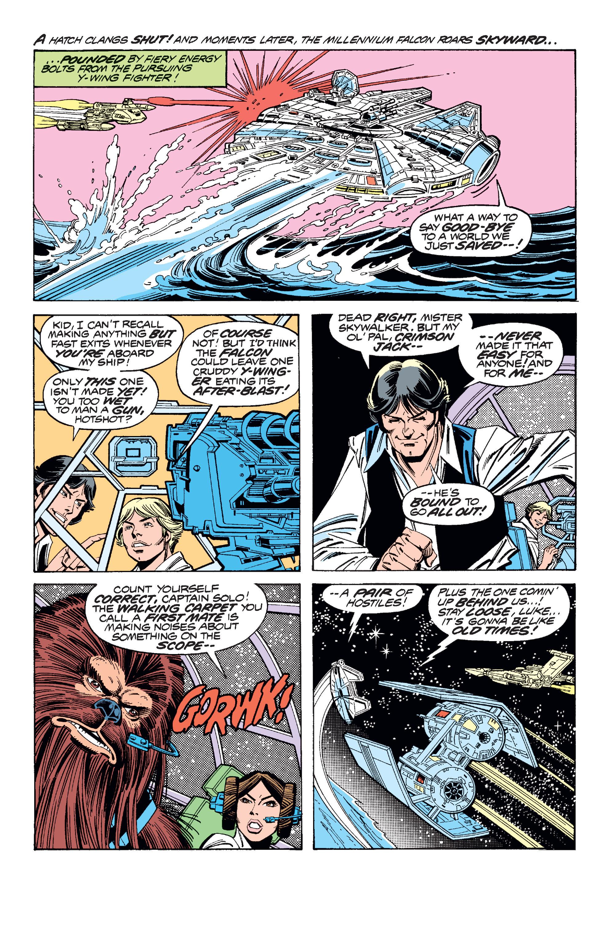 Read online Star Wars Omnibus comic -  Issue # Vol. 13 - 266