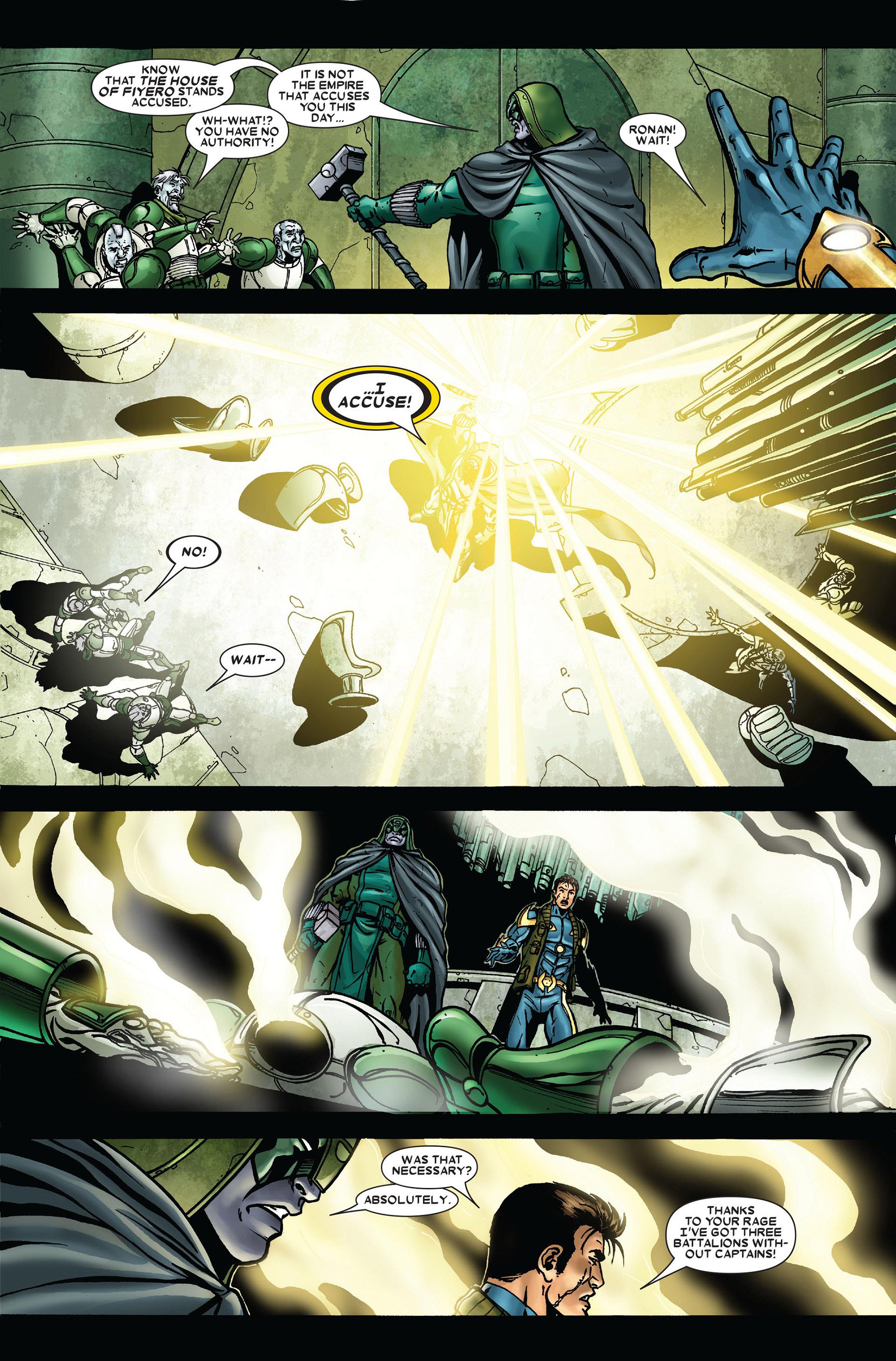 Read online Annihilation comic -  Issue #2 - 12