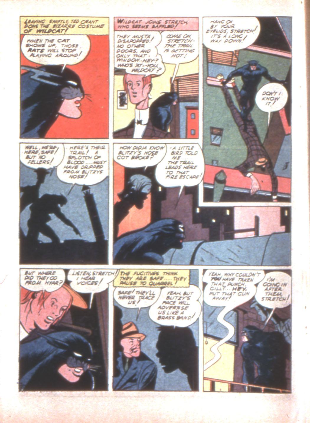 Read online Sensation (Mystery) Comics comic -  Issue #11 - 60