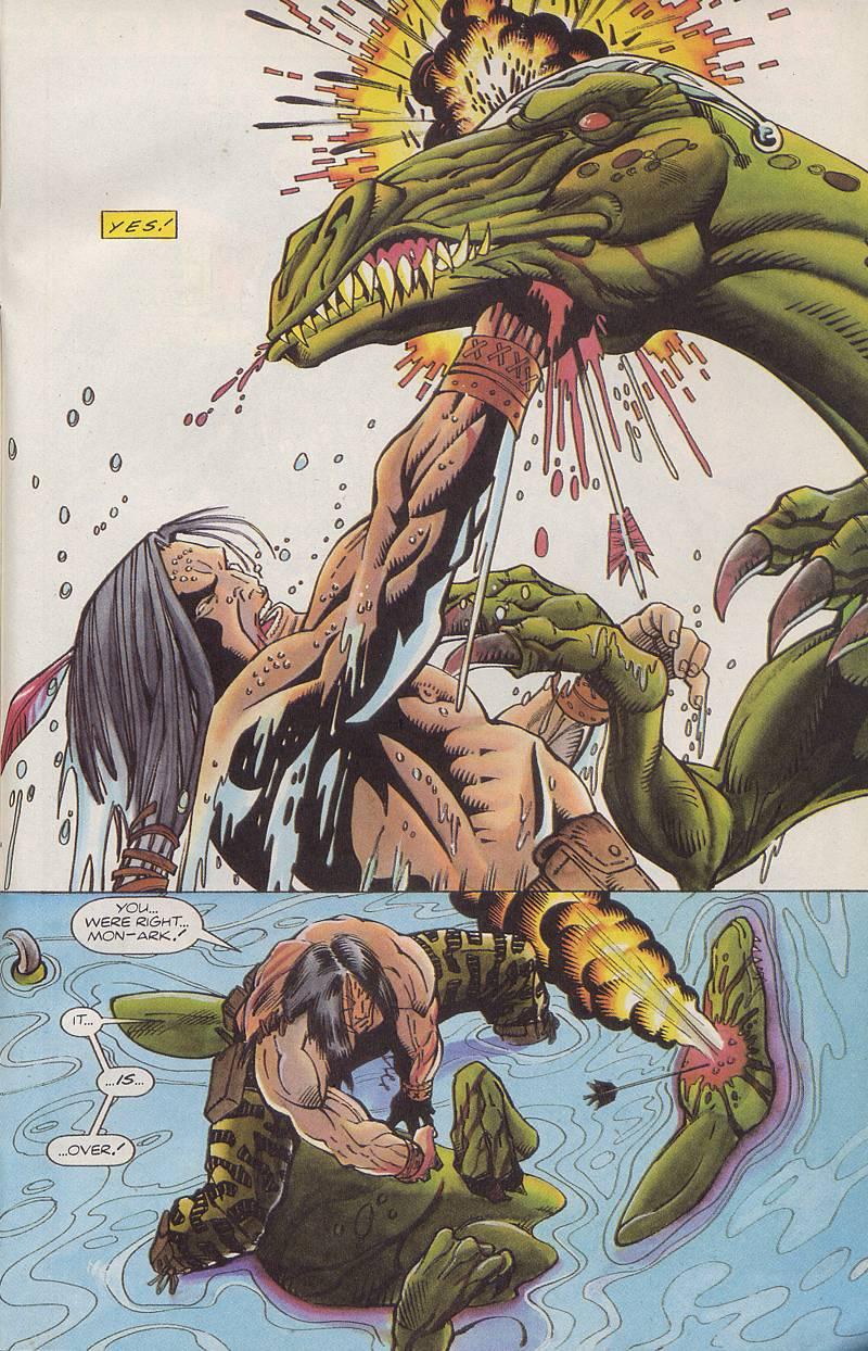 Read online Turok, Dinosaur Hunter (1993) comic -  Issue #3 - 20