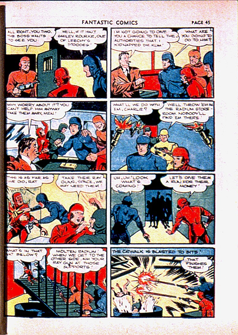 Read online Fantastic Comics comic -  Issue #13 - 48
