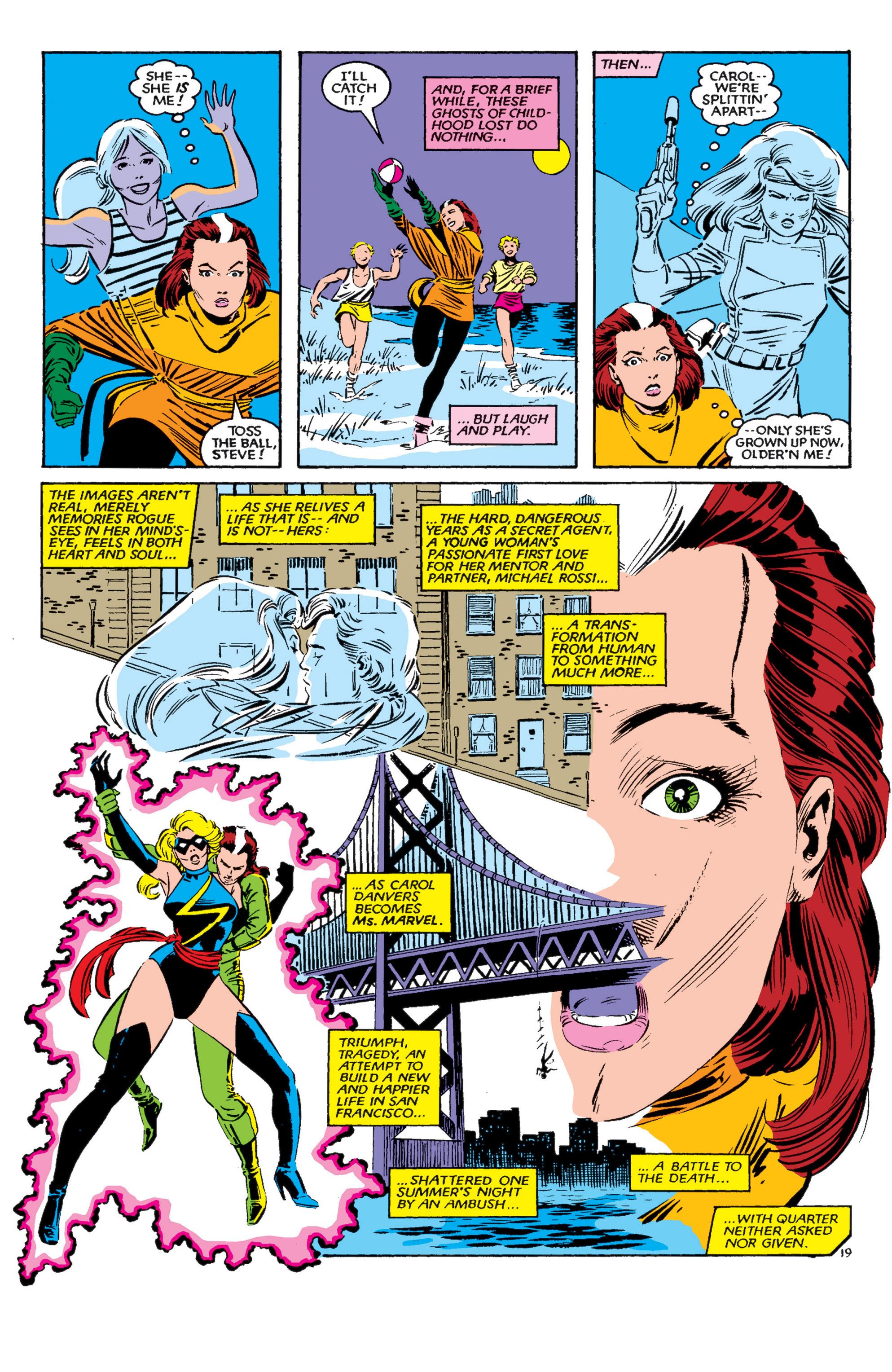 Read online Uncanny X-Men (1963) comic -  Issue #182 - 20