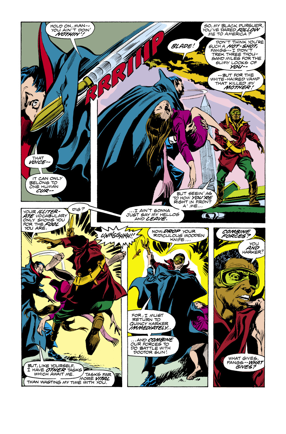 Tomb of Dracula (1972) issue 41 - Page 9