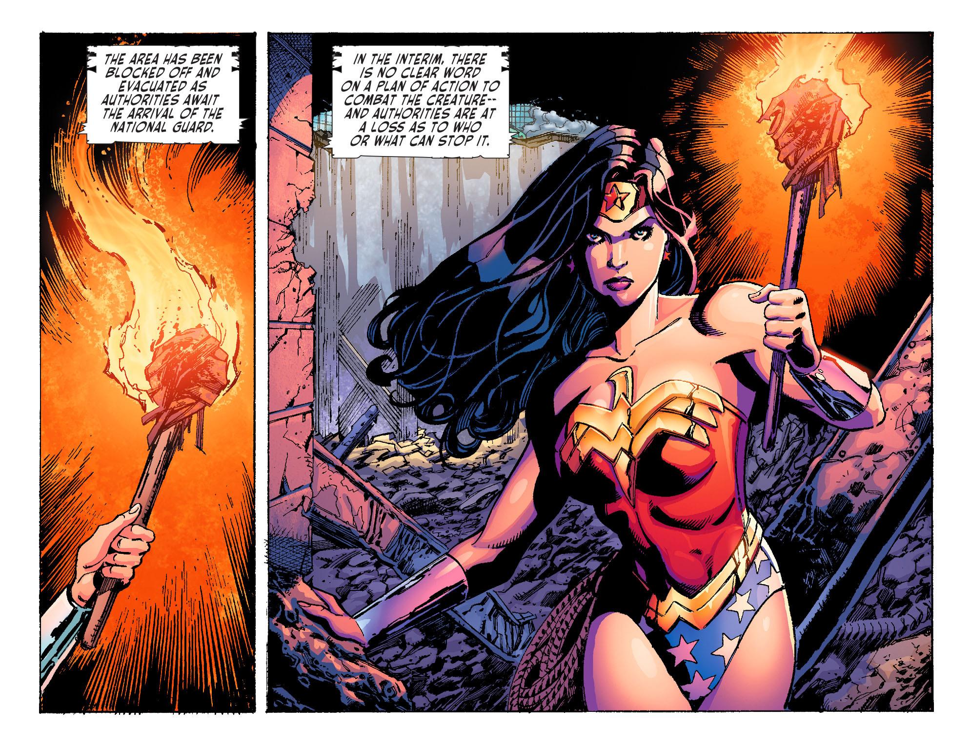 Read online Sensation Comics Featuring Wonder Woman comic -  Issue #28 - 4