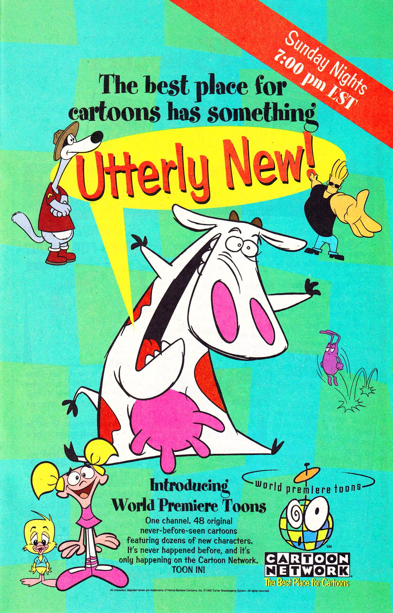 Read online Hanna-Barbera Presents comic -  Issue #2 - 17