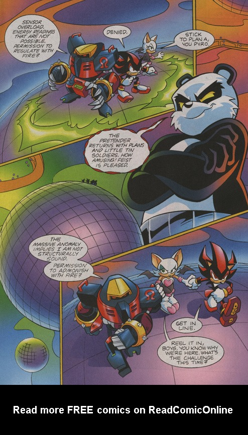 Read online Sonic Universe comic -  Issue #4 - 15