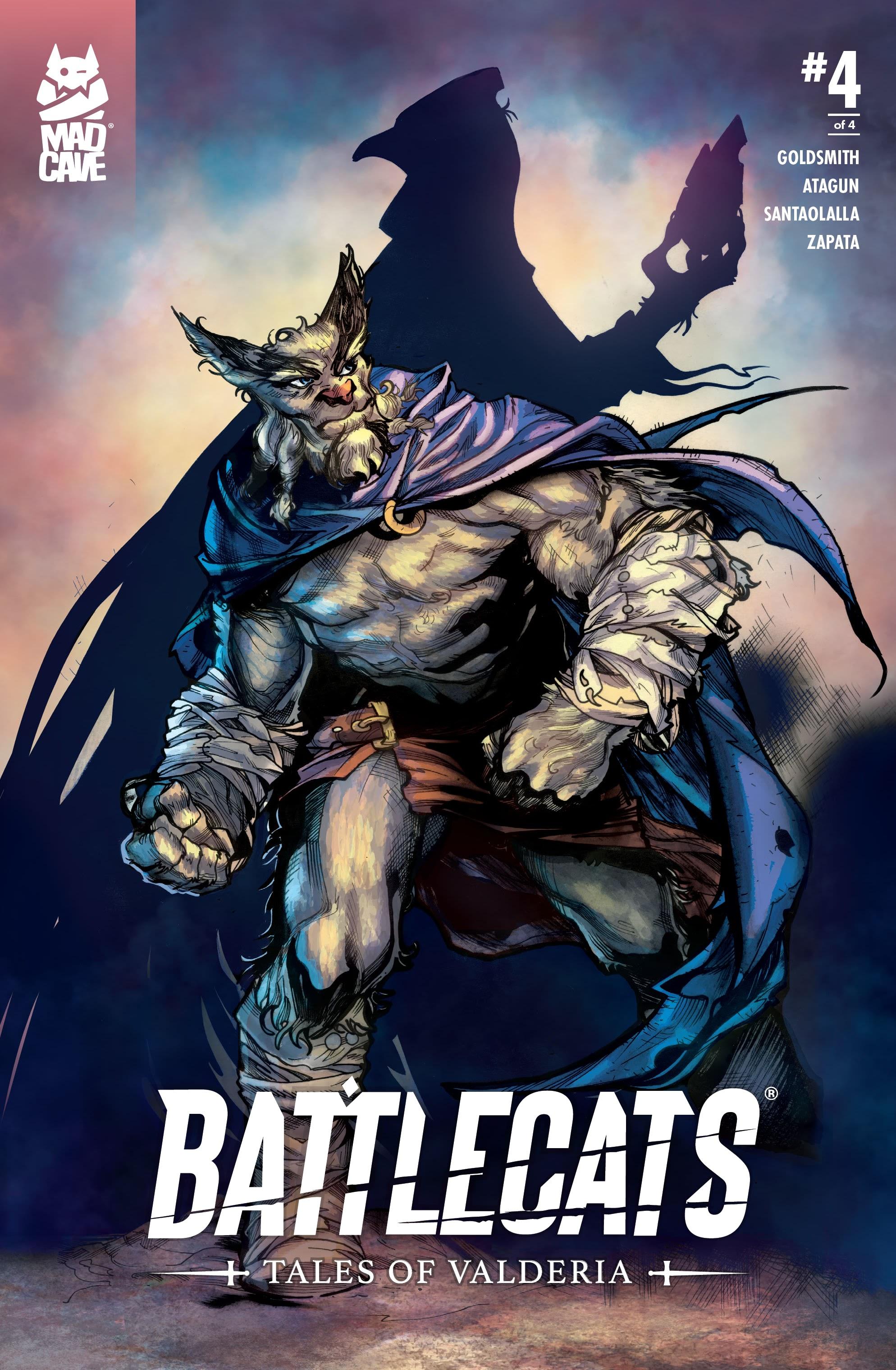 Battlecats: Tales of Valderia 4 Page 1
