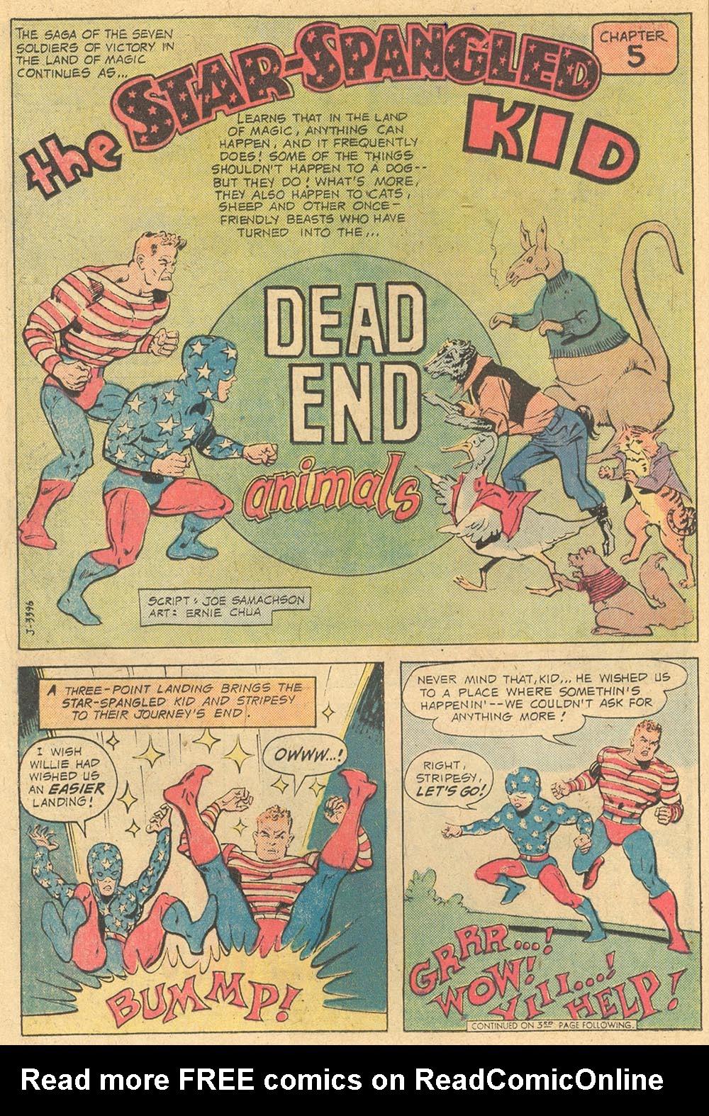 Read online Adventure Comics (1938) comic -  Issue #441 - 22