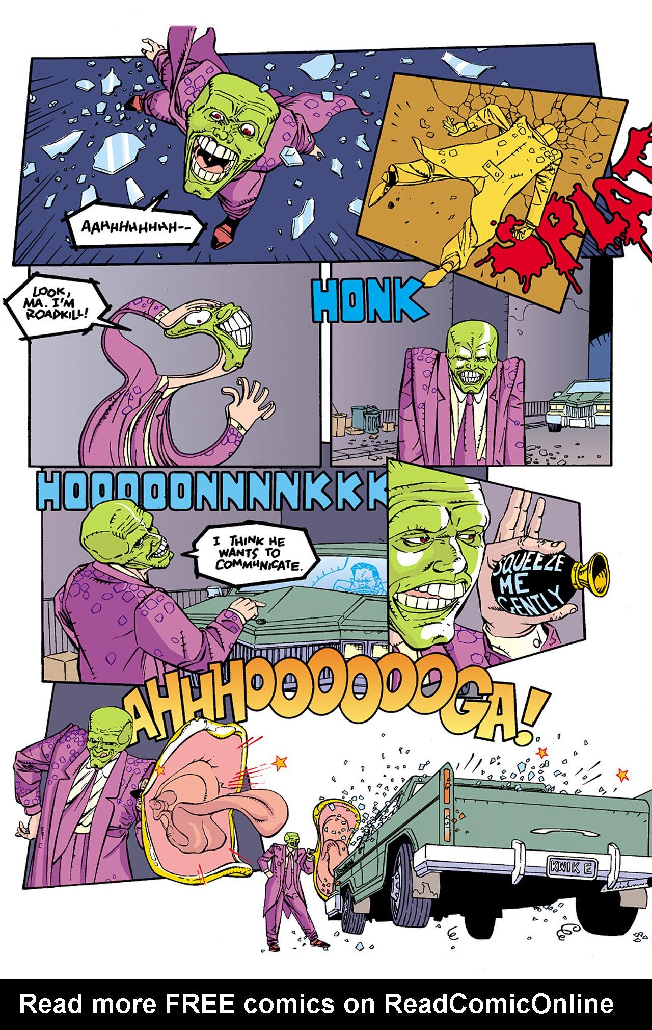 Read online Adventures Of The Mask Omnibus comic -  Issue #Adventures Of The Mask Omnibus Full - 24