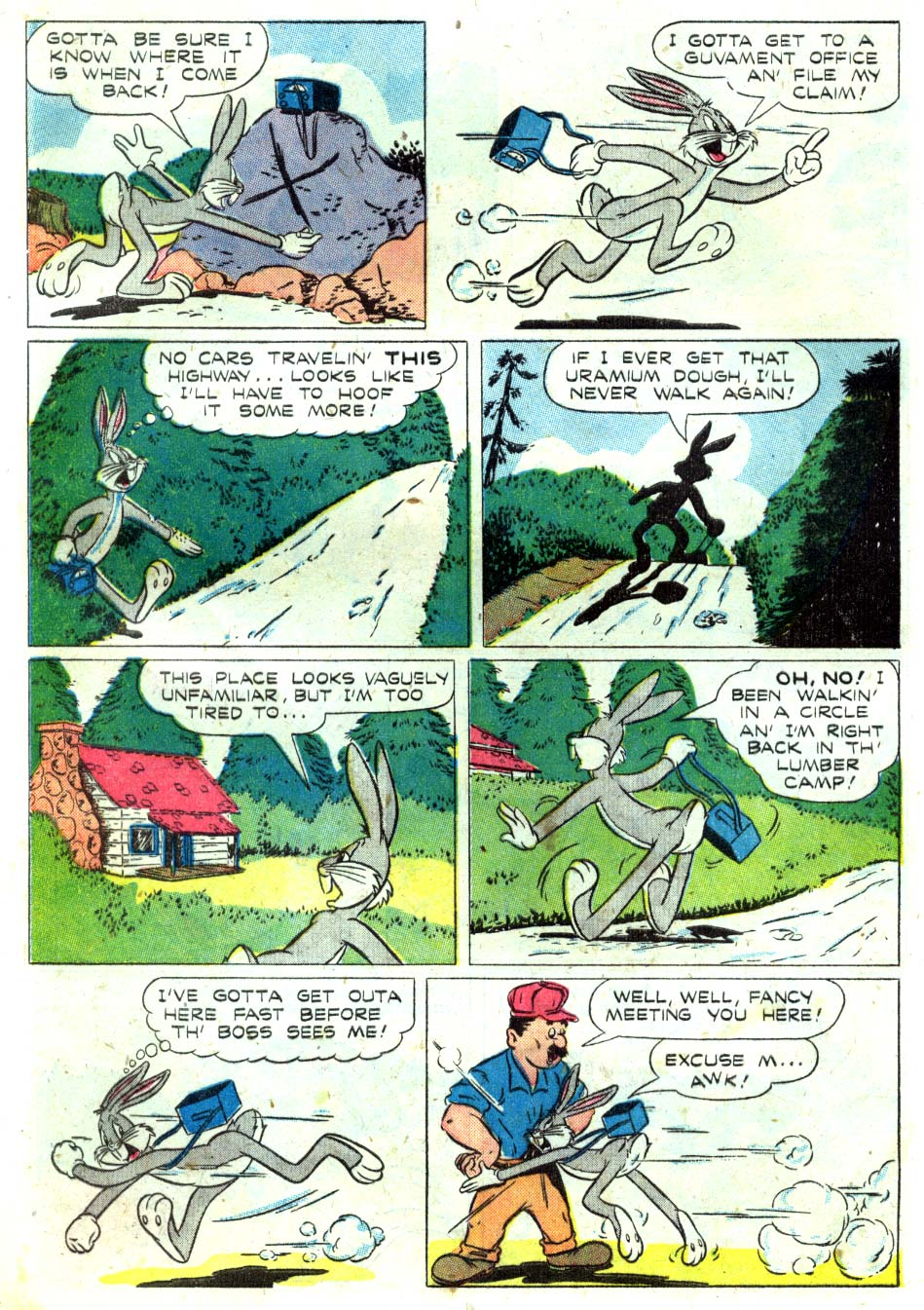 Four Color Comics issue 307 - Page 16