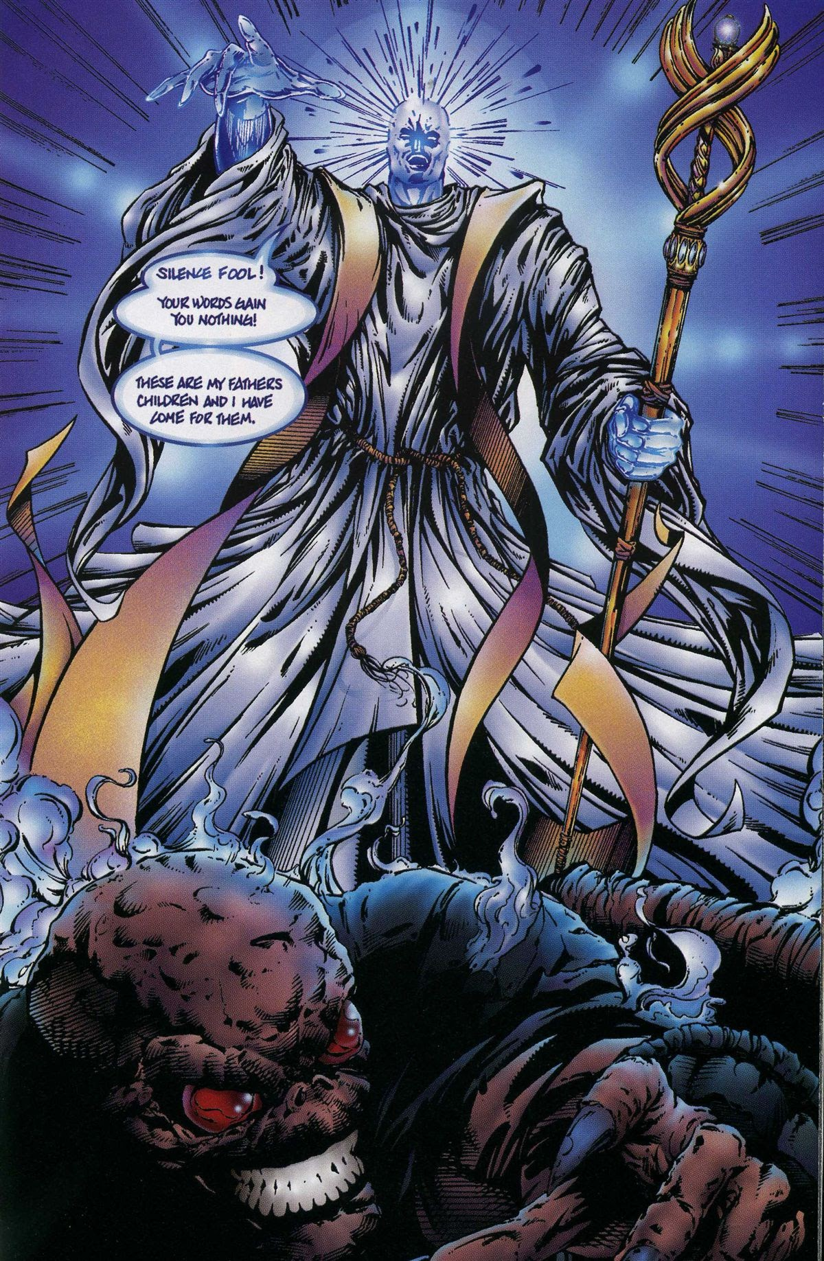 ArchAngels: The Saga issue 1 - Page 19