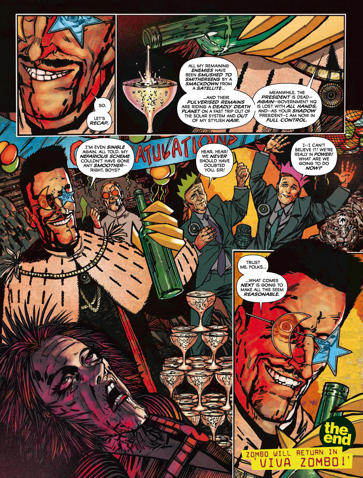 Read online 2000 AD comic -  Issue #1746 - 191
