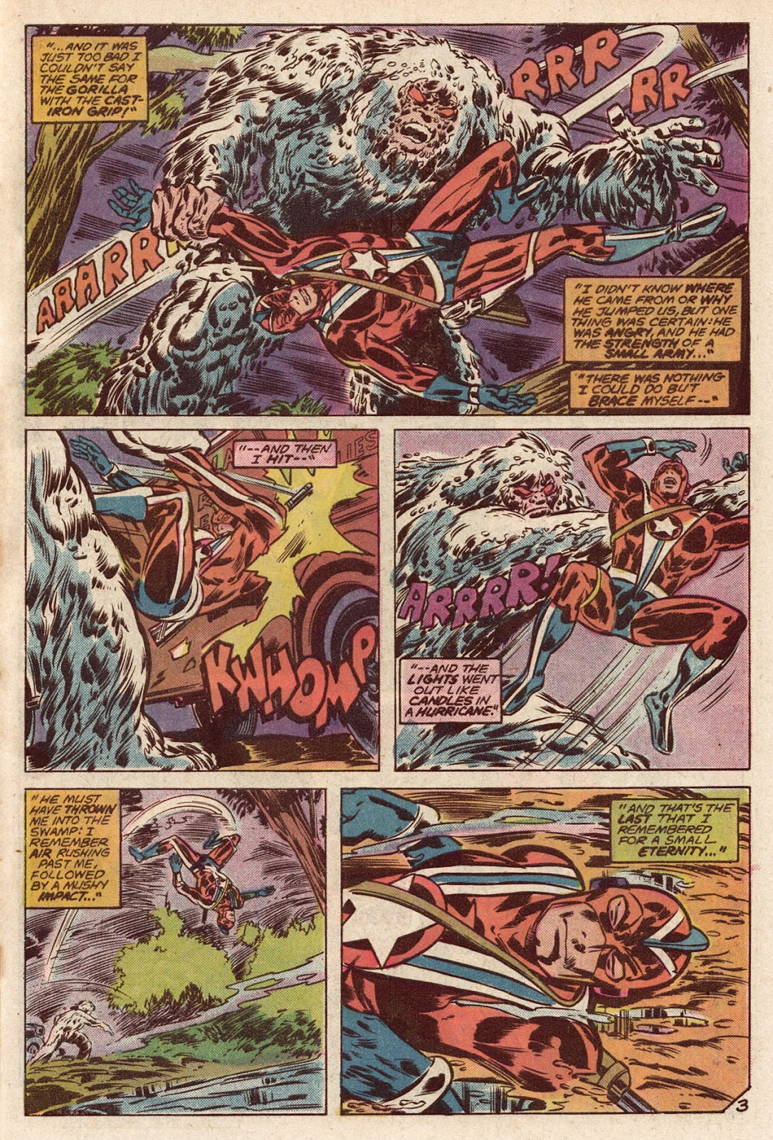 Steel, The Indestructible Man issue 5 - Page 5