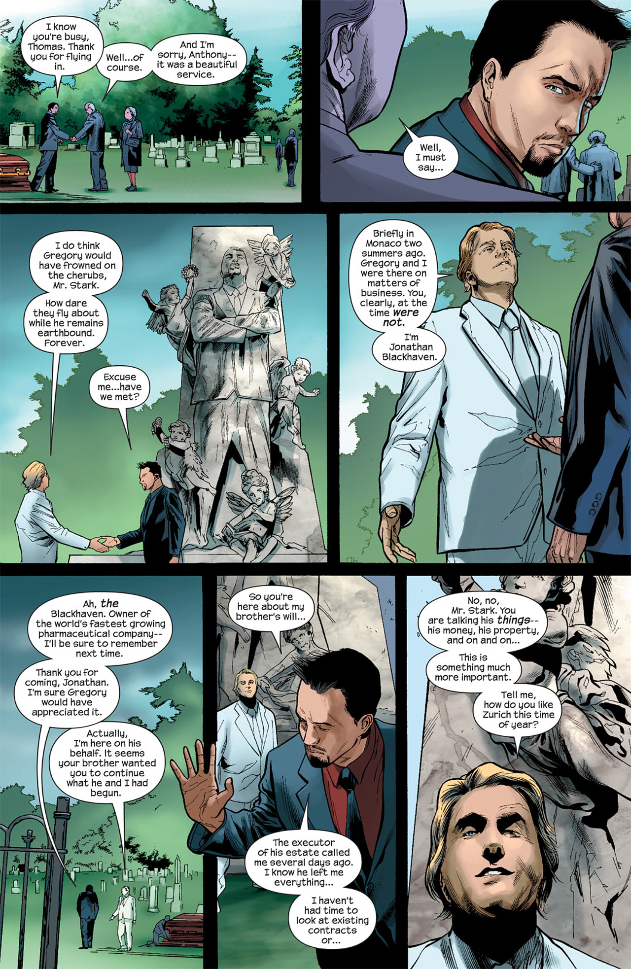 Read online Ultimate Fallout comic -  Issue #3 - 4