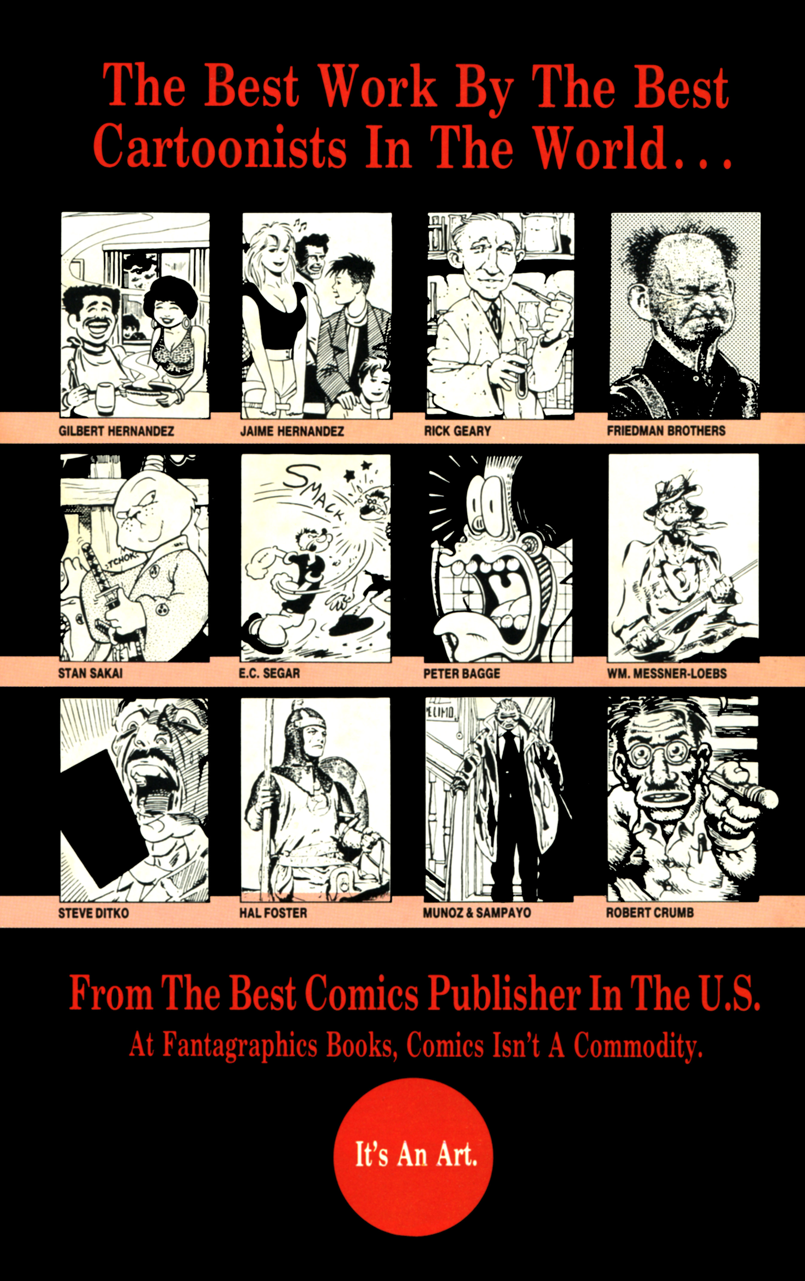 Read online Amazing Heroes comic -  Issue #136 - 67