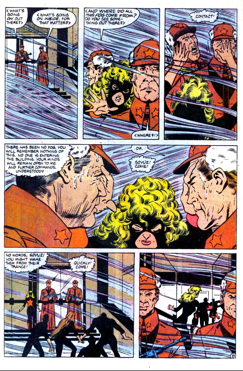 Firestorm, the Nuclear Man issue 73 - Page 9
