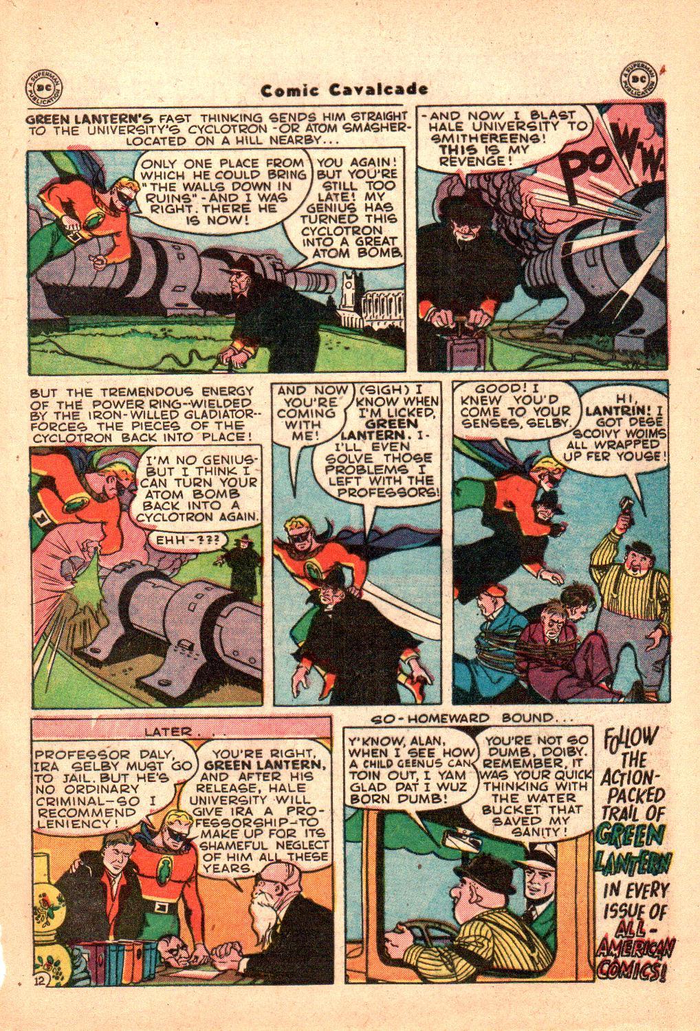 Comic Cavalcade issue 21 - Page 73
