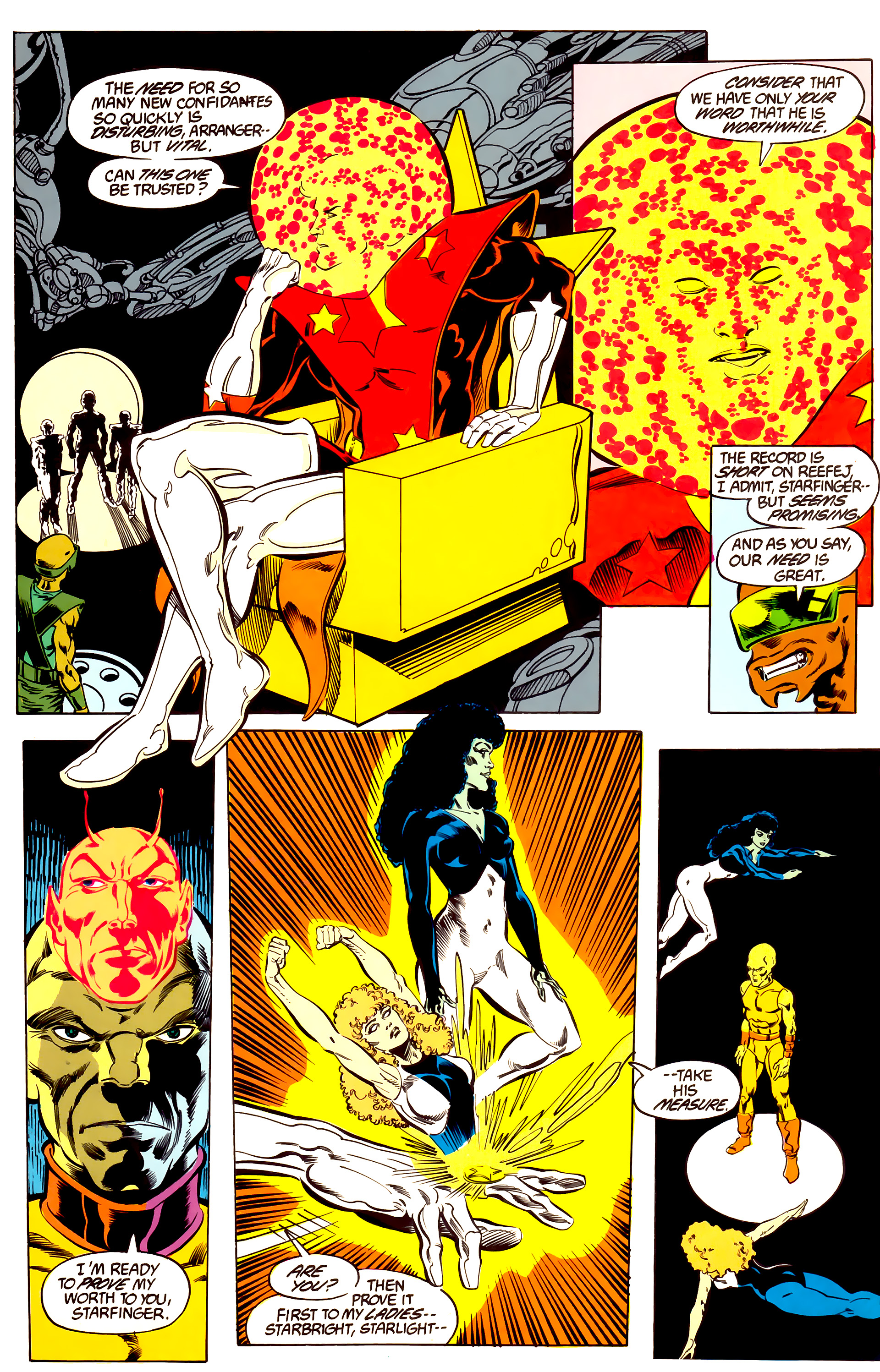 Legion of Super-Heroes (1984) 47 Page 22