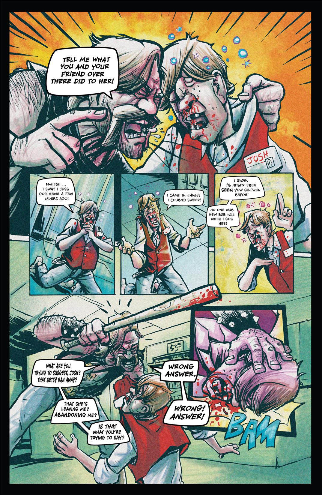 Read online Nightmare World comic -  Issue # Vol. 1 Thirteen Tales of Terror - 30