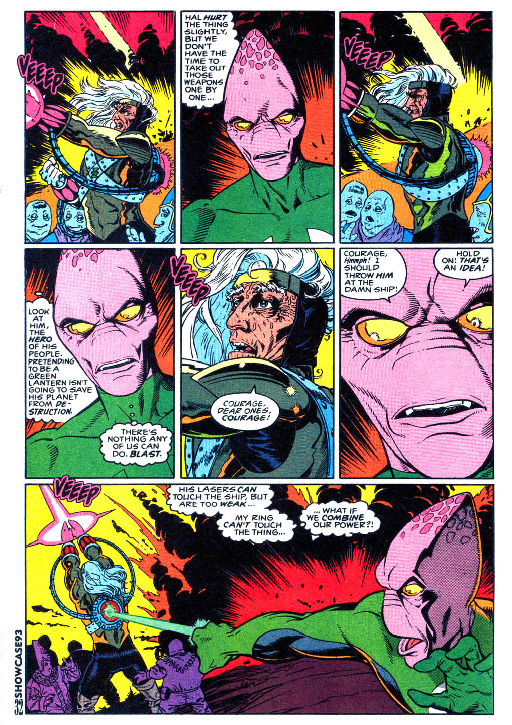 Read online Showcase '93 comic -  Issue #12 - 28