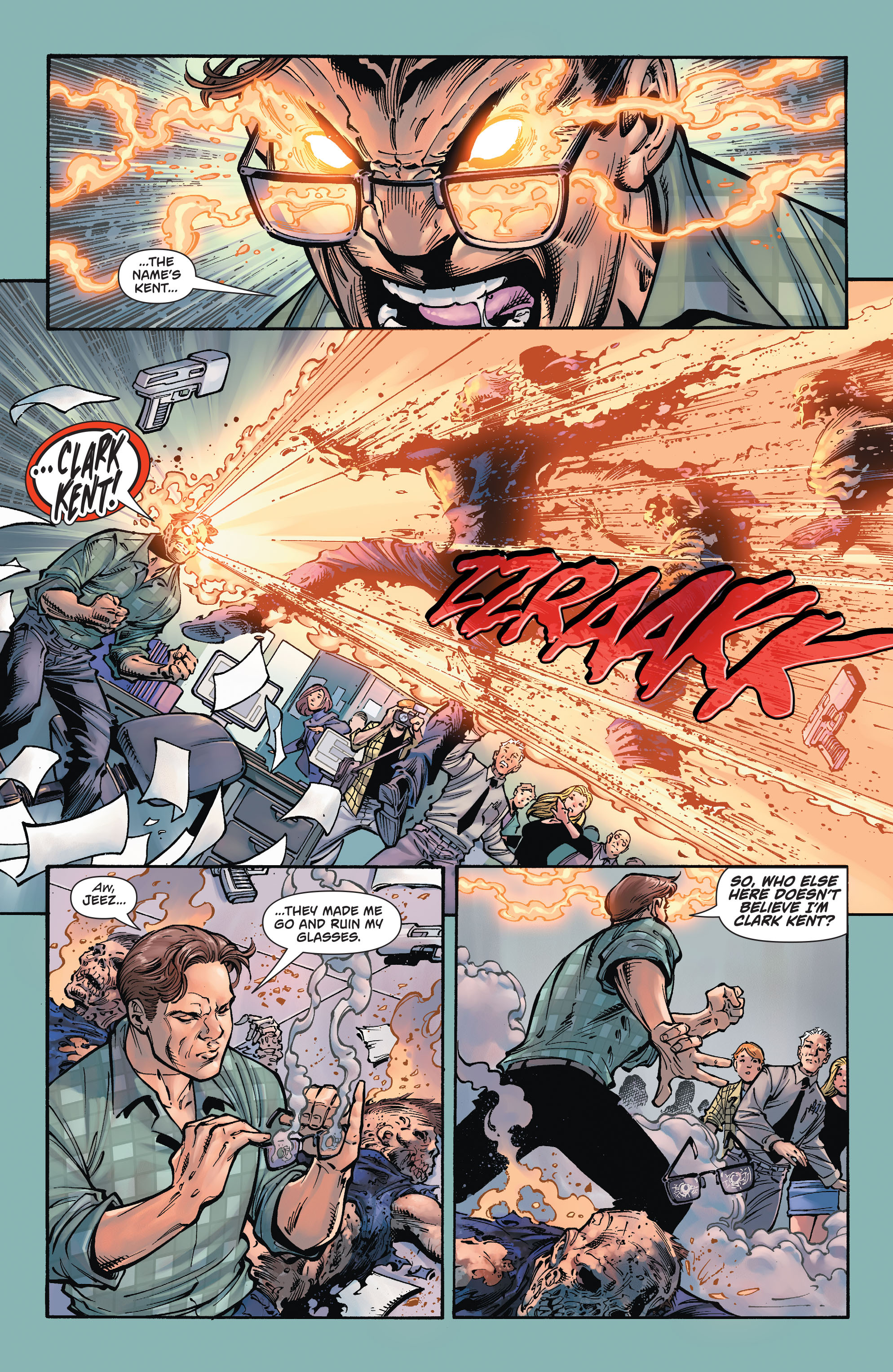 Read online Action Comics (2011) comic -  Issue #51 - 15