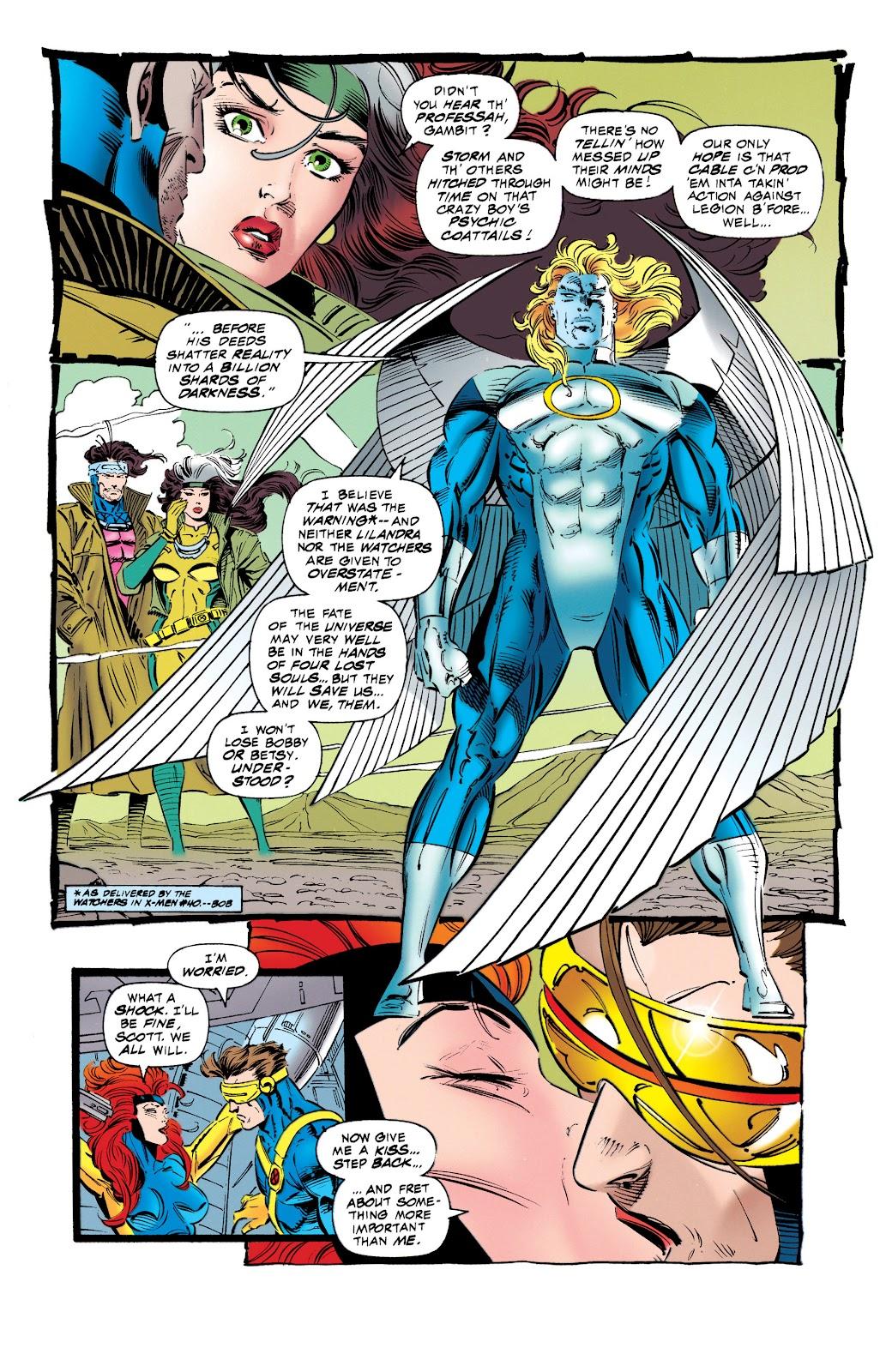 Uncanny X-Men (1963) issue 321 - Page 11