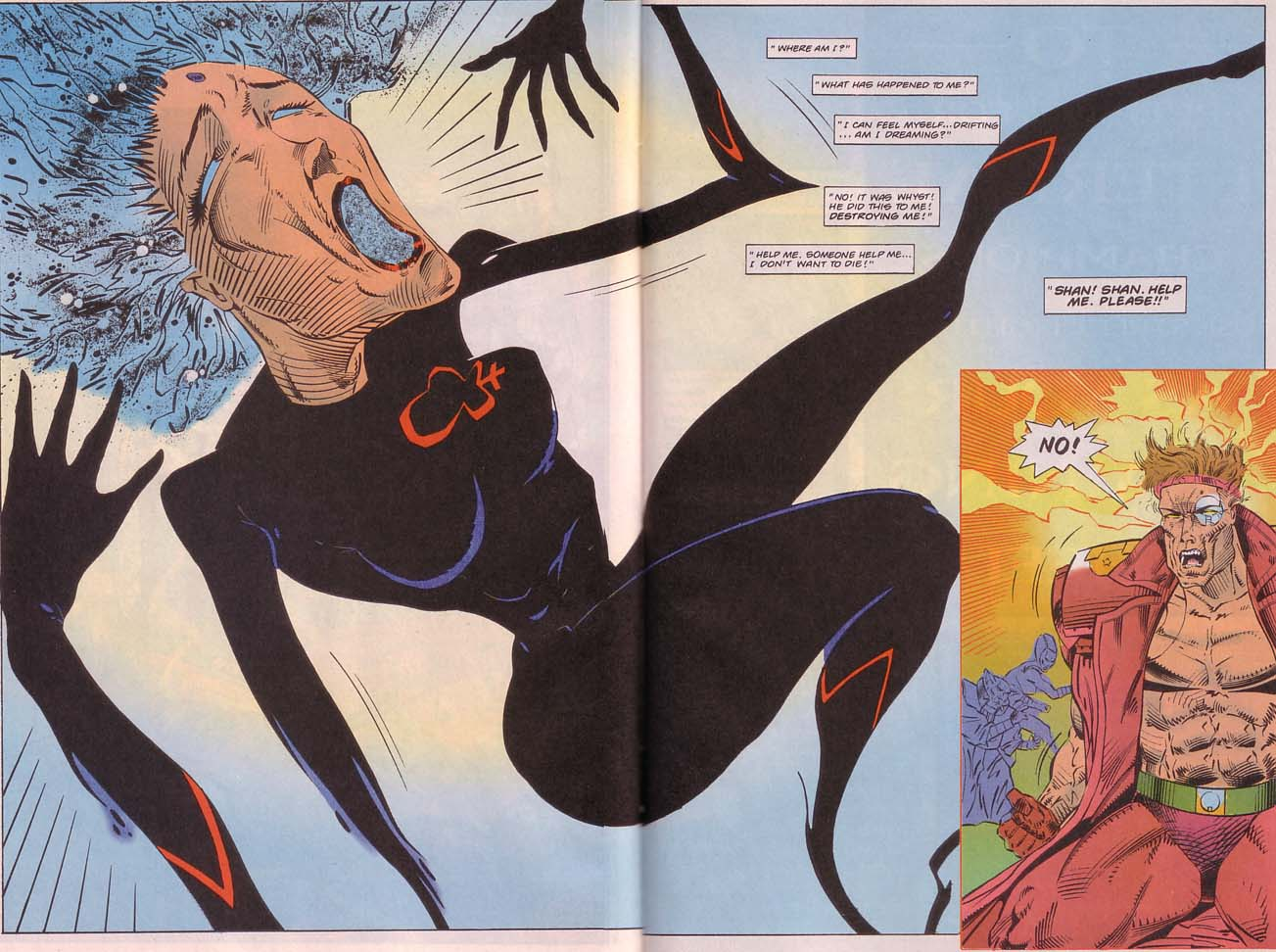 Read online Cyberspace 3000 comic -  Issue #8 - 19