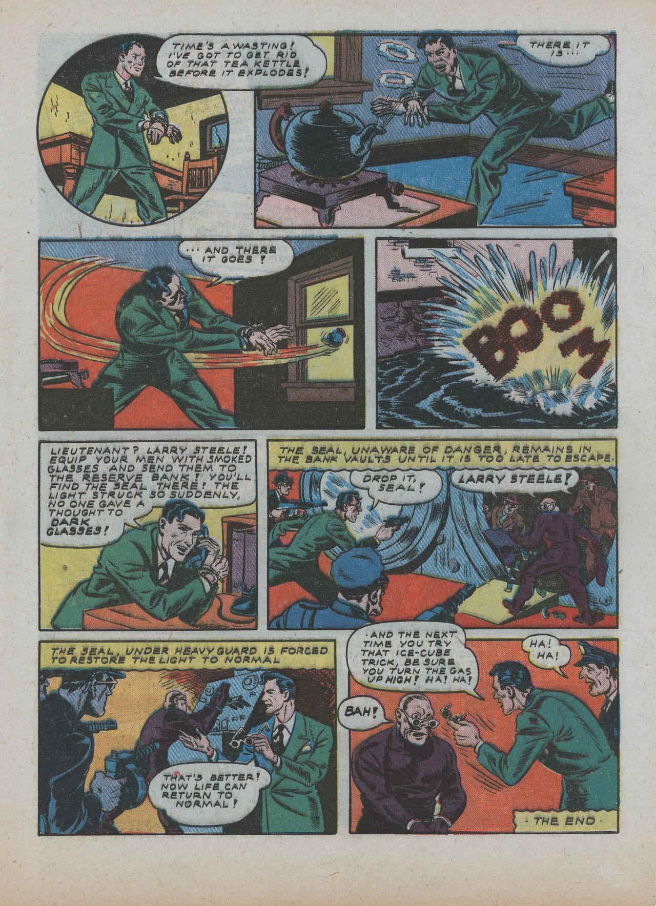 Read online Detective Comics (1937) comic -  Issue #63 - 57