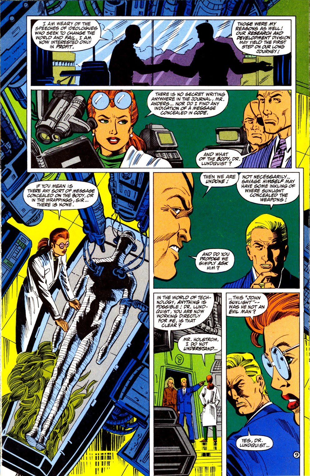 Doc Savage (1988) issue 11 - Page 11