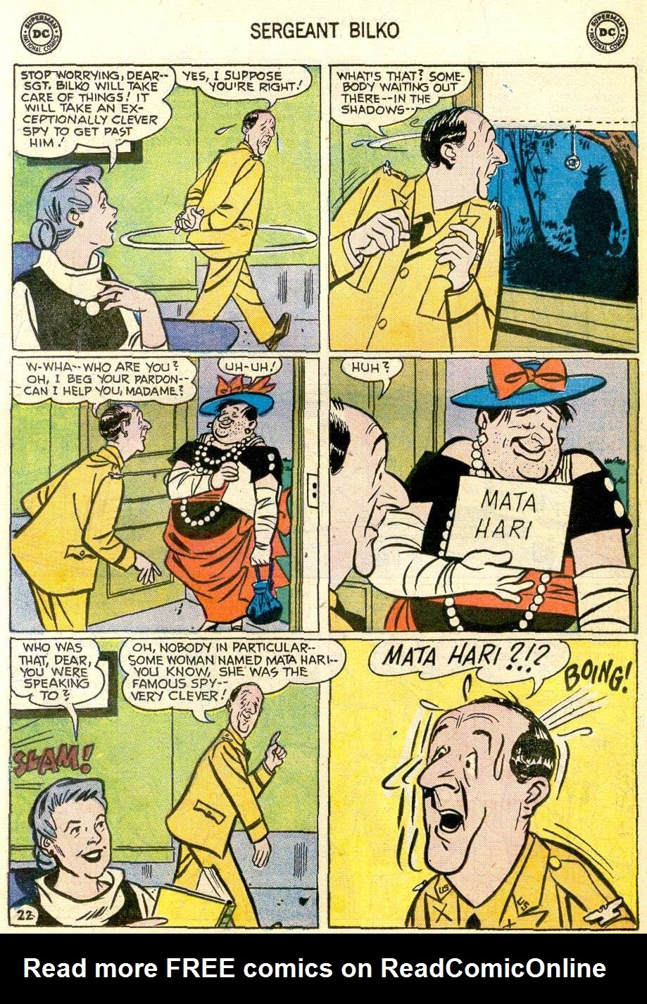 Sergeant Bilko issue 2 - Page 24