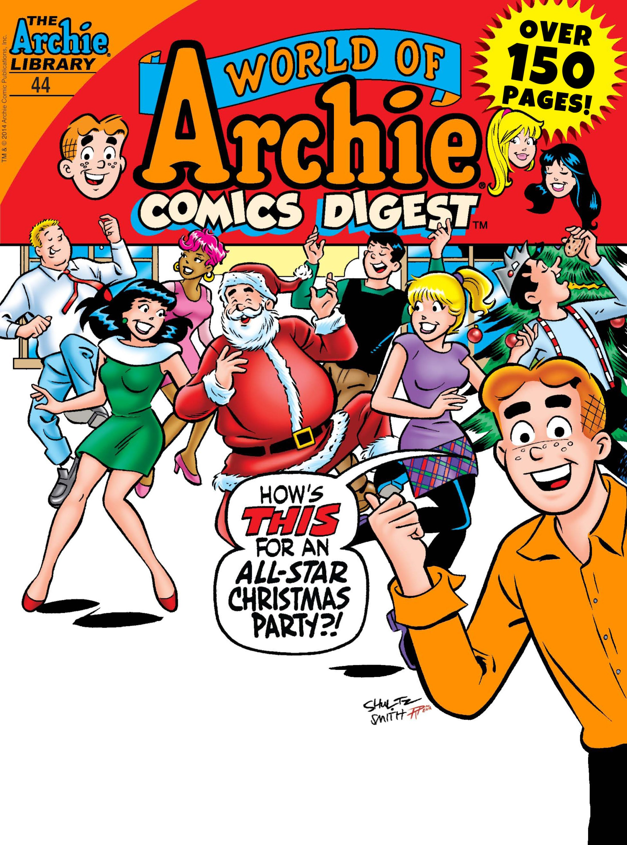 World of Archie Double Digest 44 Page 1