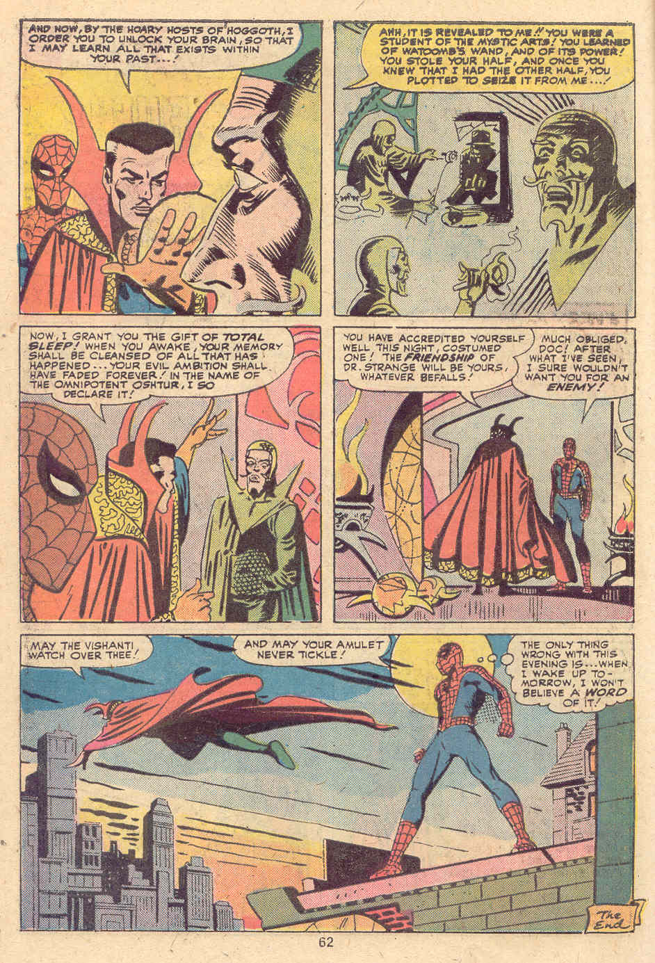 Giant-Size Spider-Man (1974) issue 4 - Page 52