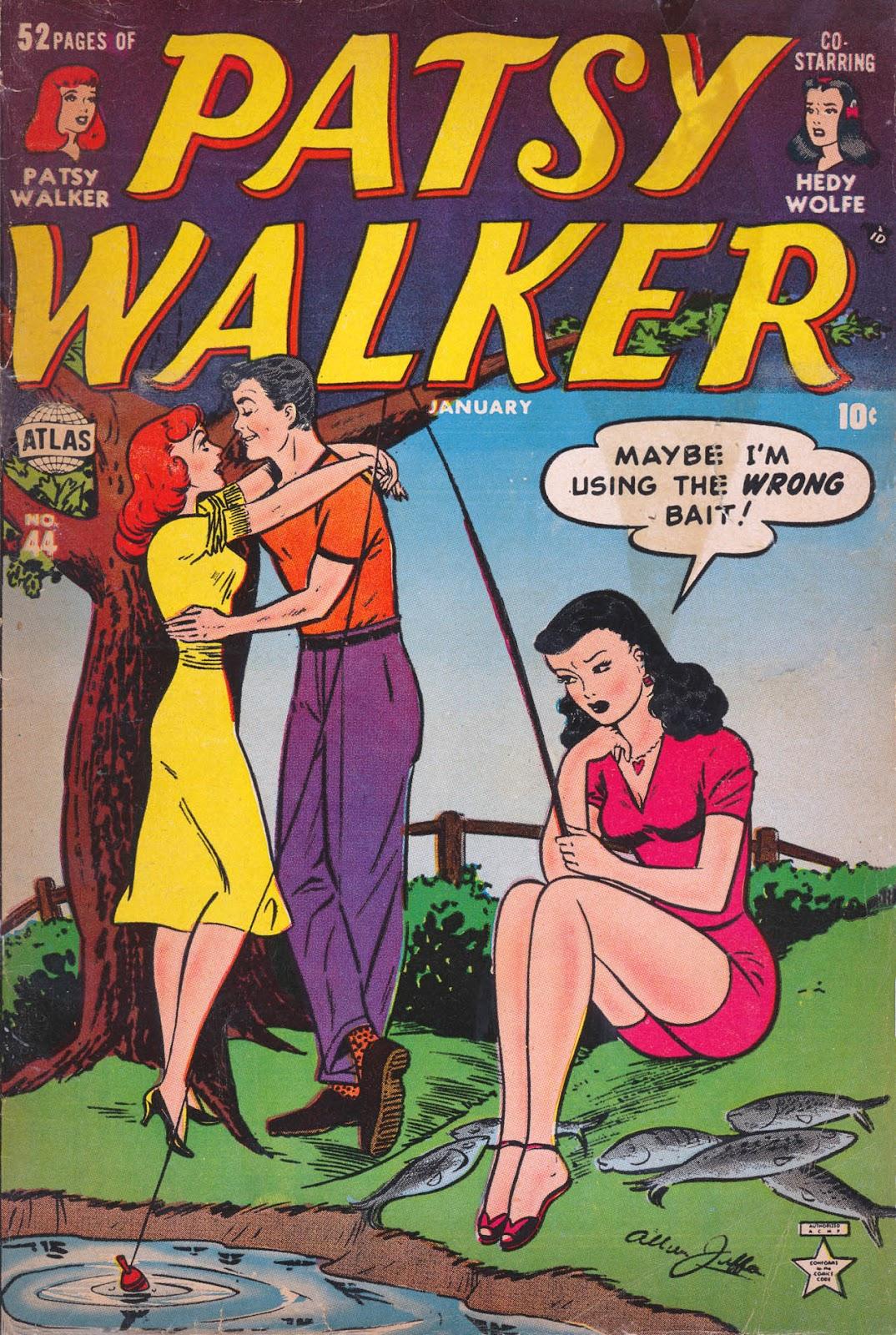 Patsy Walker 44 Page 1