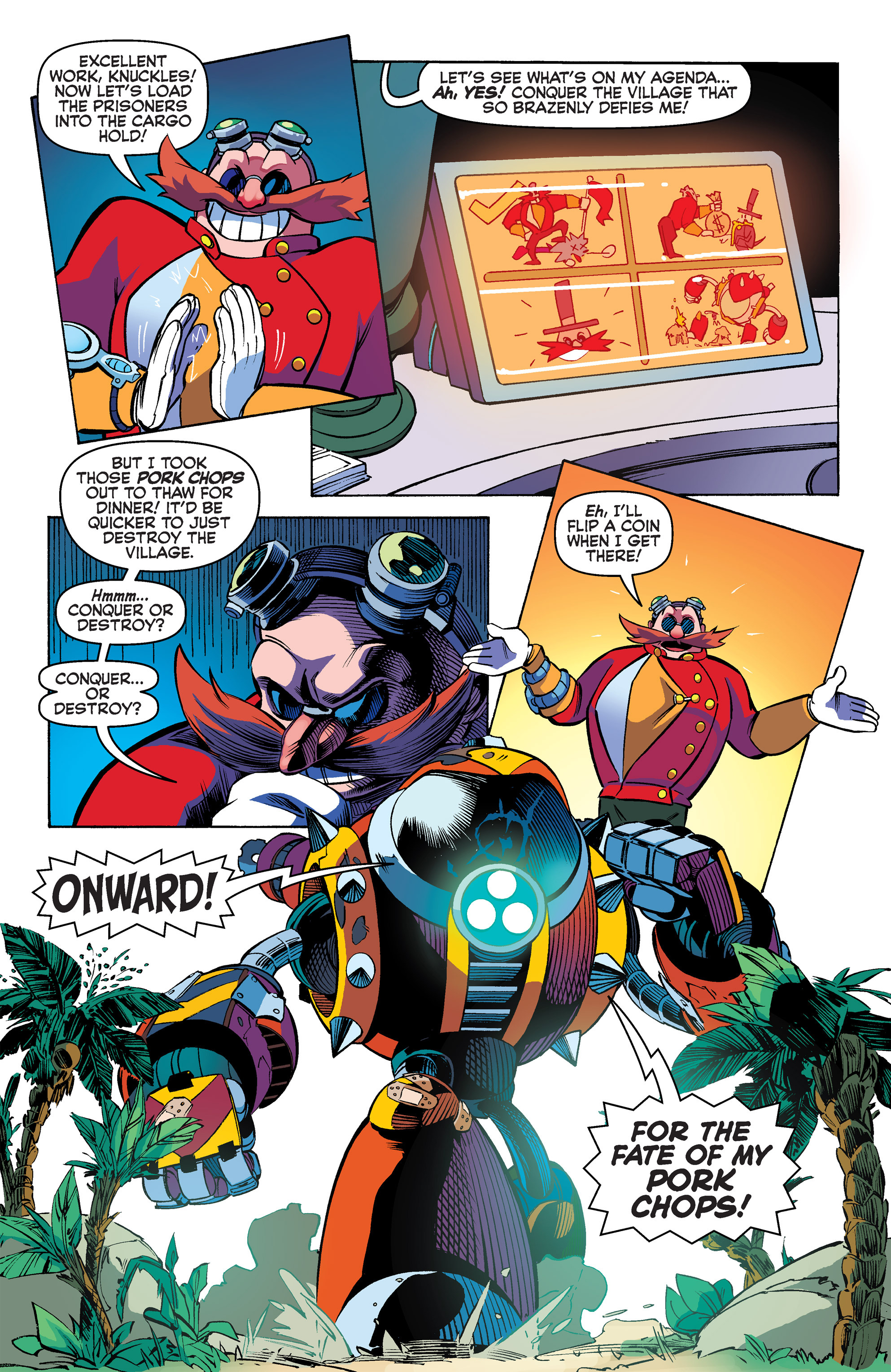 Read online Sonic Boom comic -  Issue #2 - 10
