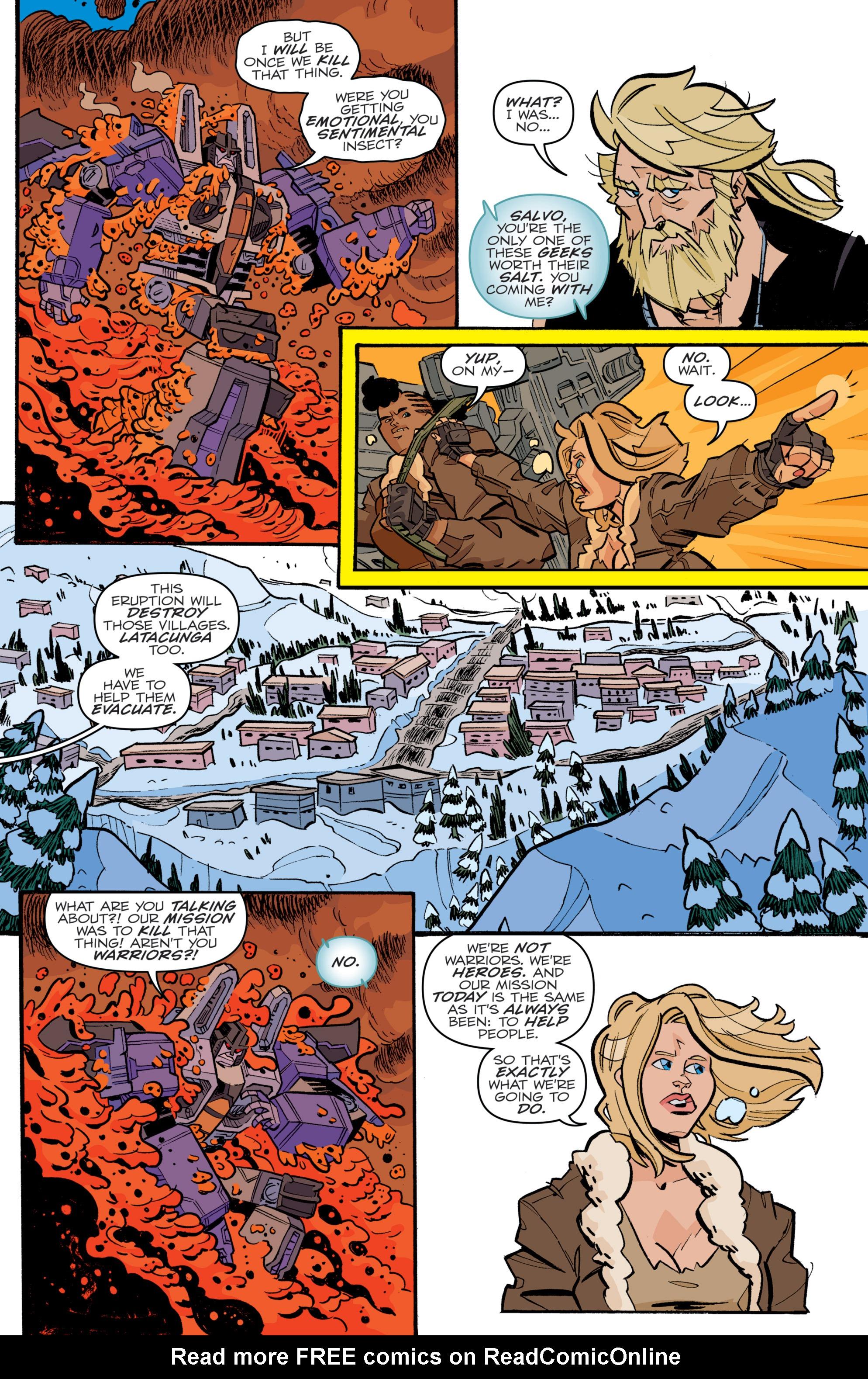Read online G.I. Joe (2016) comic -  Issue #5 - 20