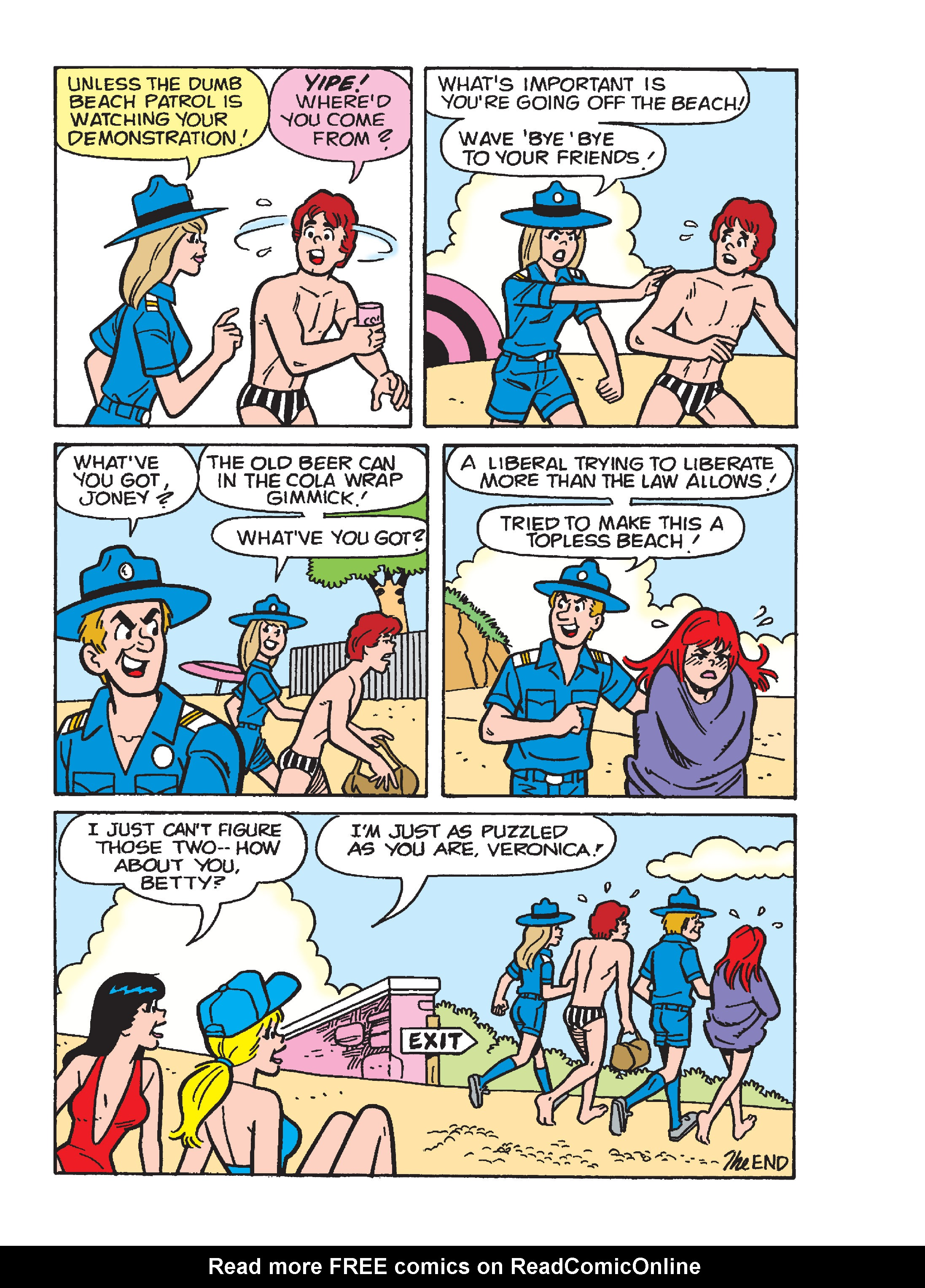 Read online Archie 1000 Page Comics Blowout! comic -  Issue # TPB (Part 3) - 61
