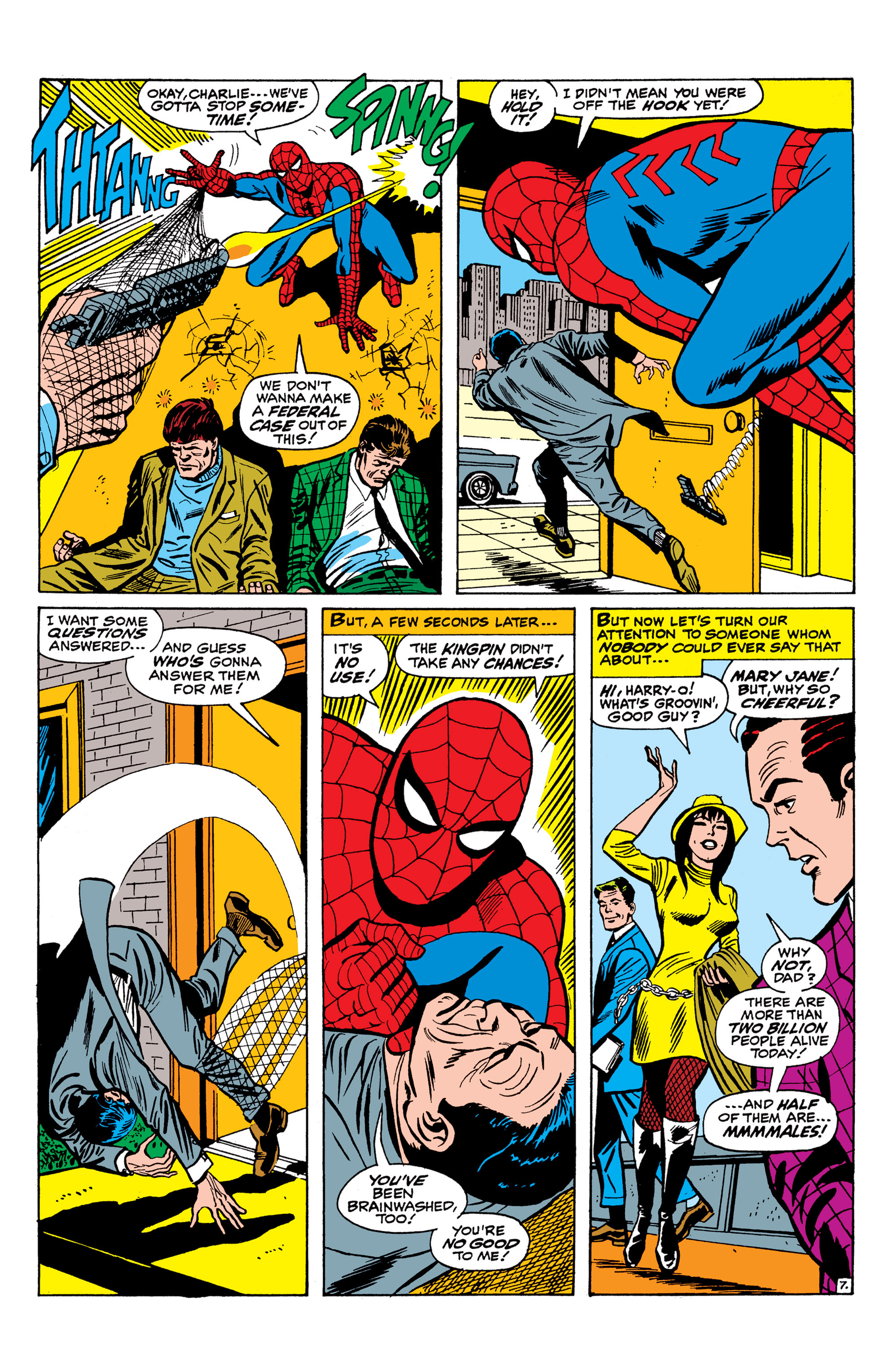 The Amazing Spider-Man (1963) 61 Page 7