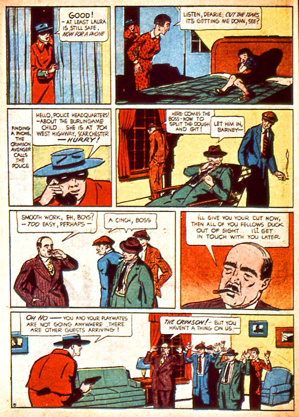 Read online Detective Comics (1937) comic -  Issue #37 - 33