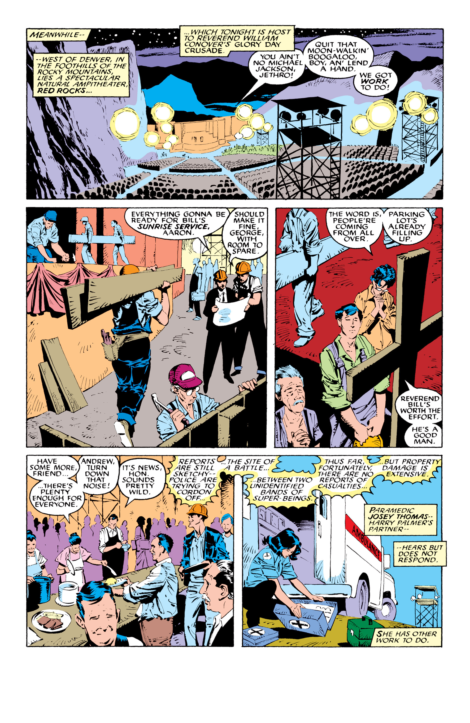 Read online Uncanny X-Men (1963) comic -  Issue #233 - 9