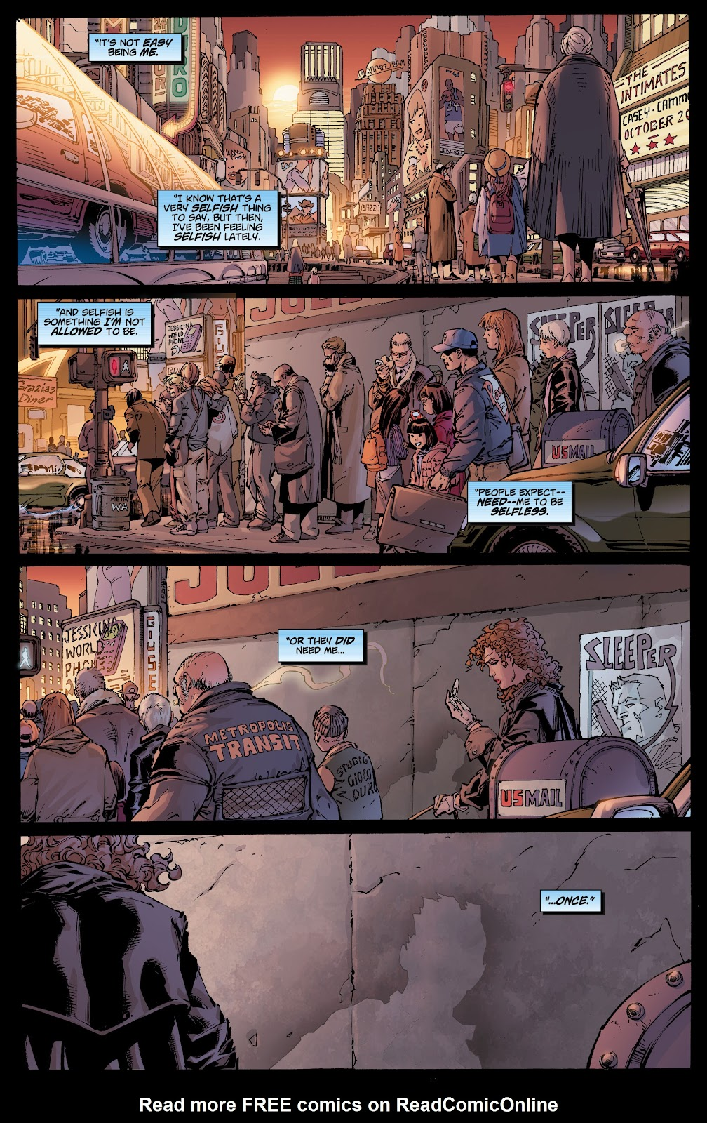 Read online Superman: For Tomorrow comic -  Issue # TPB (Part 1) - 9