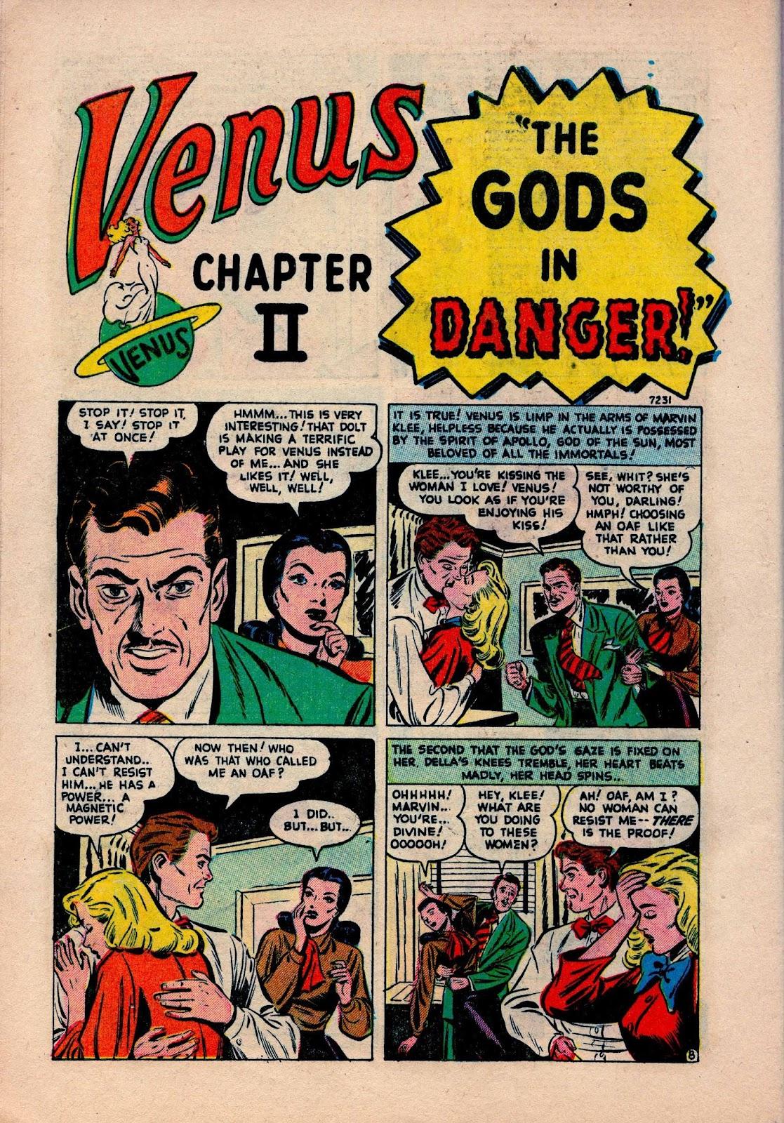 Venus (1948) issue 9 - Page 12