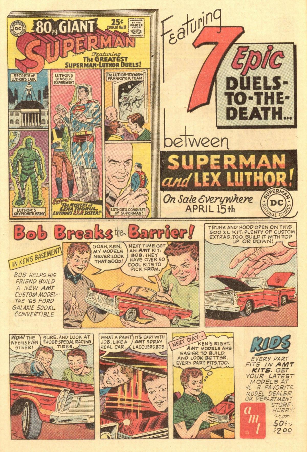 Read online Wonder Woman (1942) comic -  Issue #154 - 12
