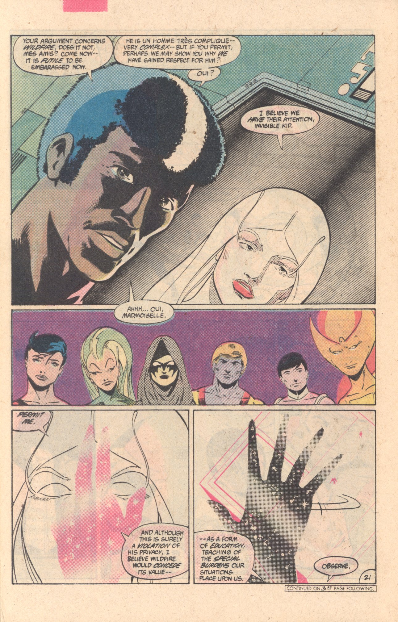 Legion of Super-Heroes (1980) 304 Page 21