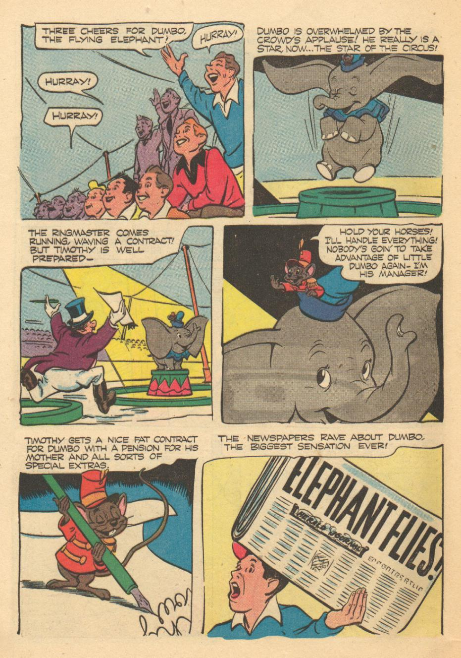 Four Color Comics issue 668 - Page 32