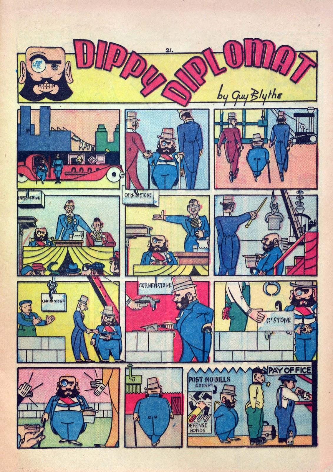 Read online Joker Comics comic -  Issue #2 - 23