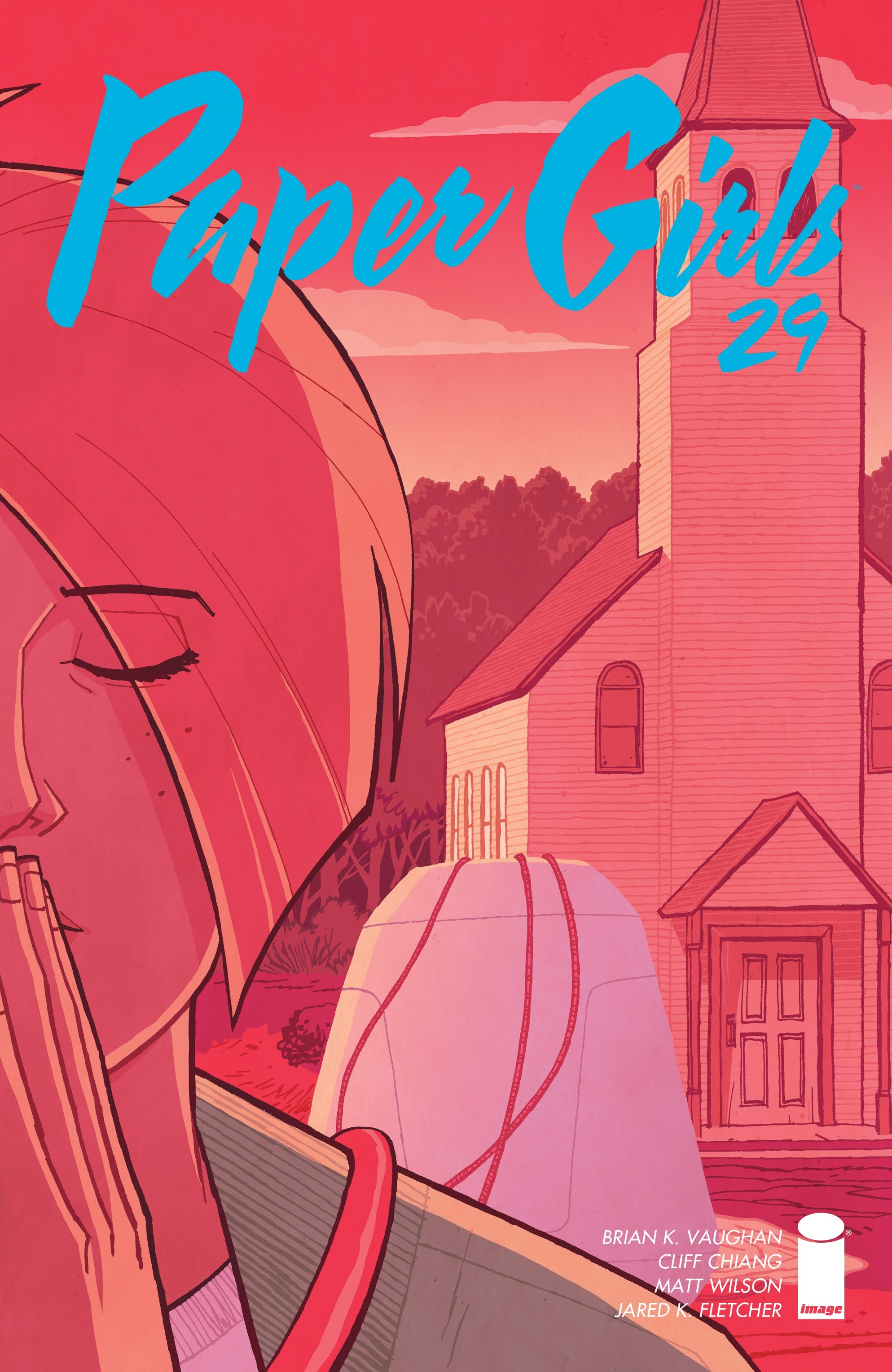 Paper Girls 29 Page 1