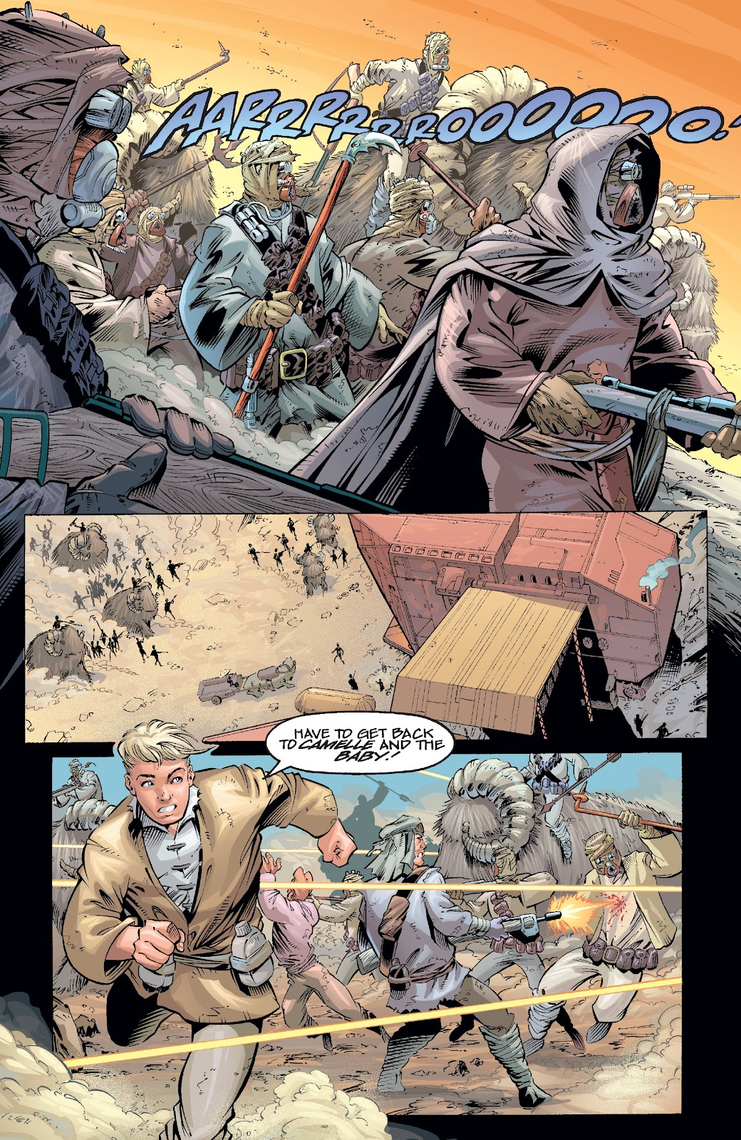 Read online Star Wars Legends Epic Collection: The Menace Revealed comic -  Issue # TPB (Part 2) - 6